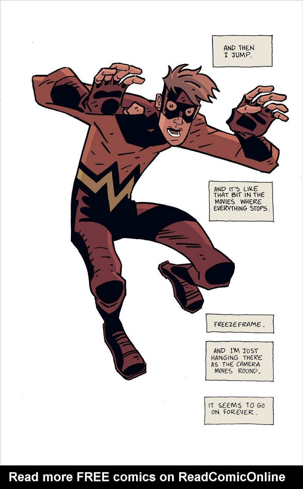 Mudman Issue #1 #1 - English 28