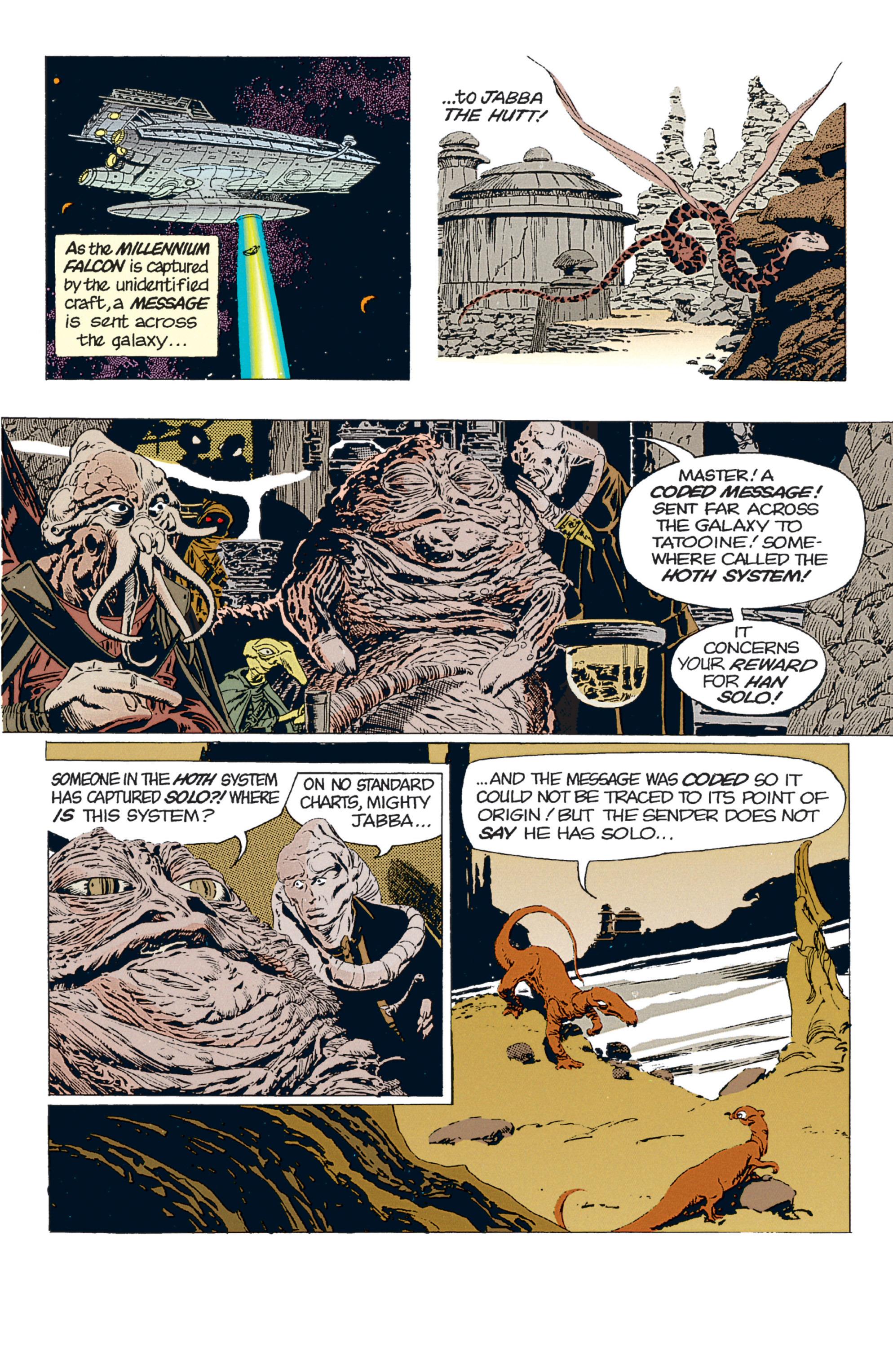 Classic Star Wars #19 #19 - English 9