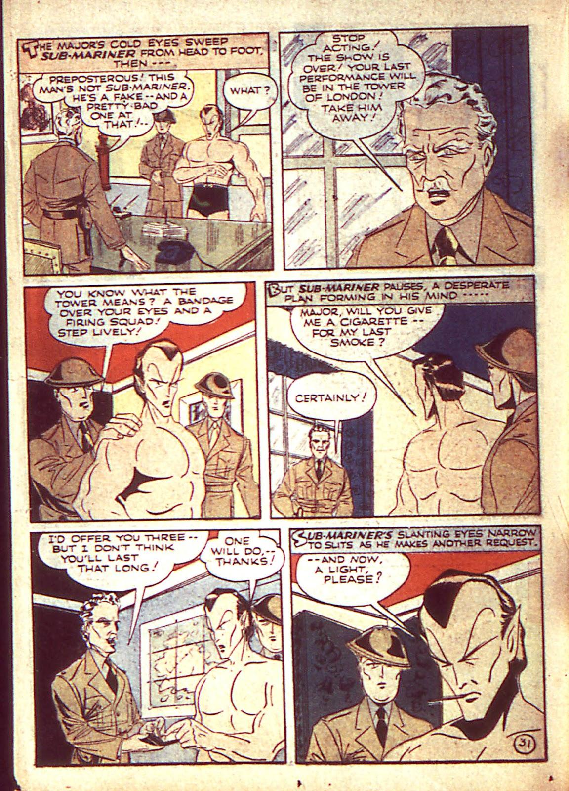 Sub-Mariner Comics Issue #3 #3 - English 35