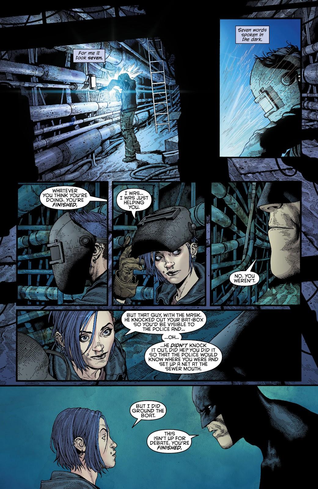 Batman (2011) Issue #12 #27 - English 28
