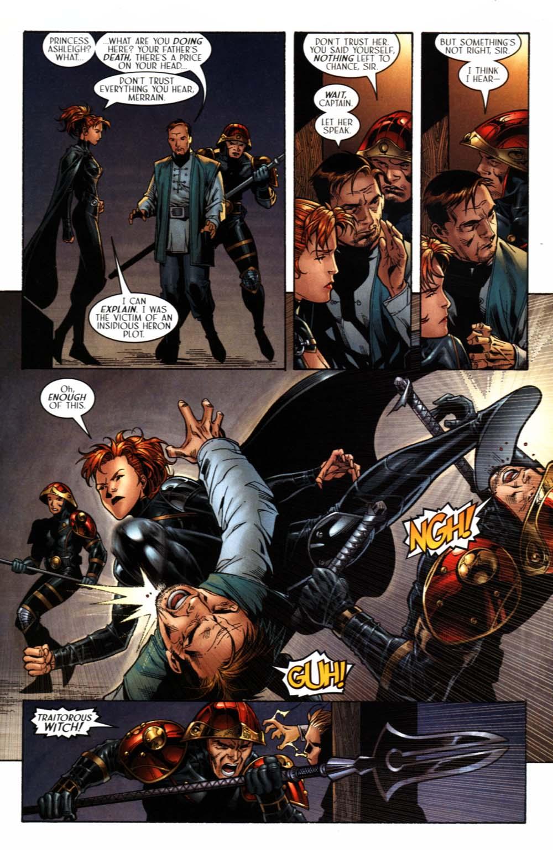 Read online Scion comic -  Issue #20 - 9