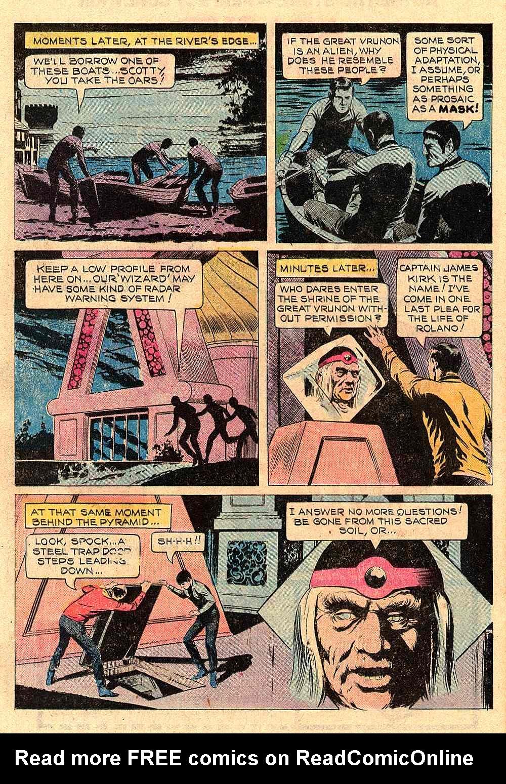 Star Trek (1967) #57 #57 - English 12