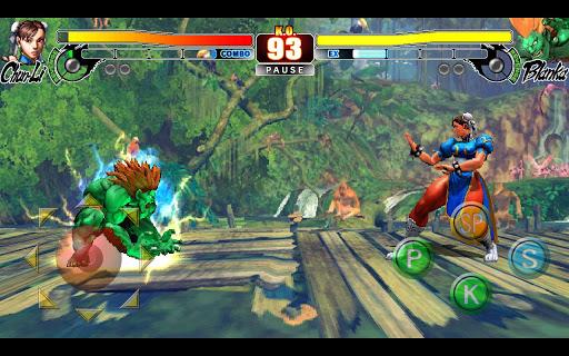 Street Fighter IV v1.00.00 APK game