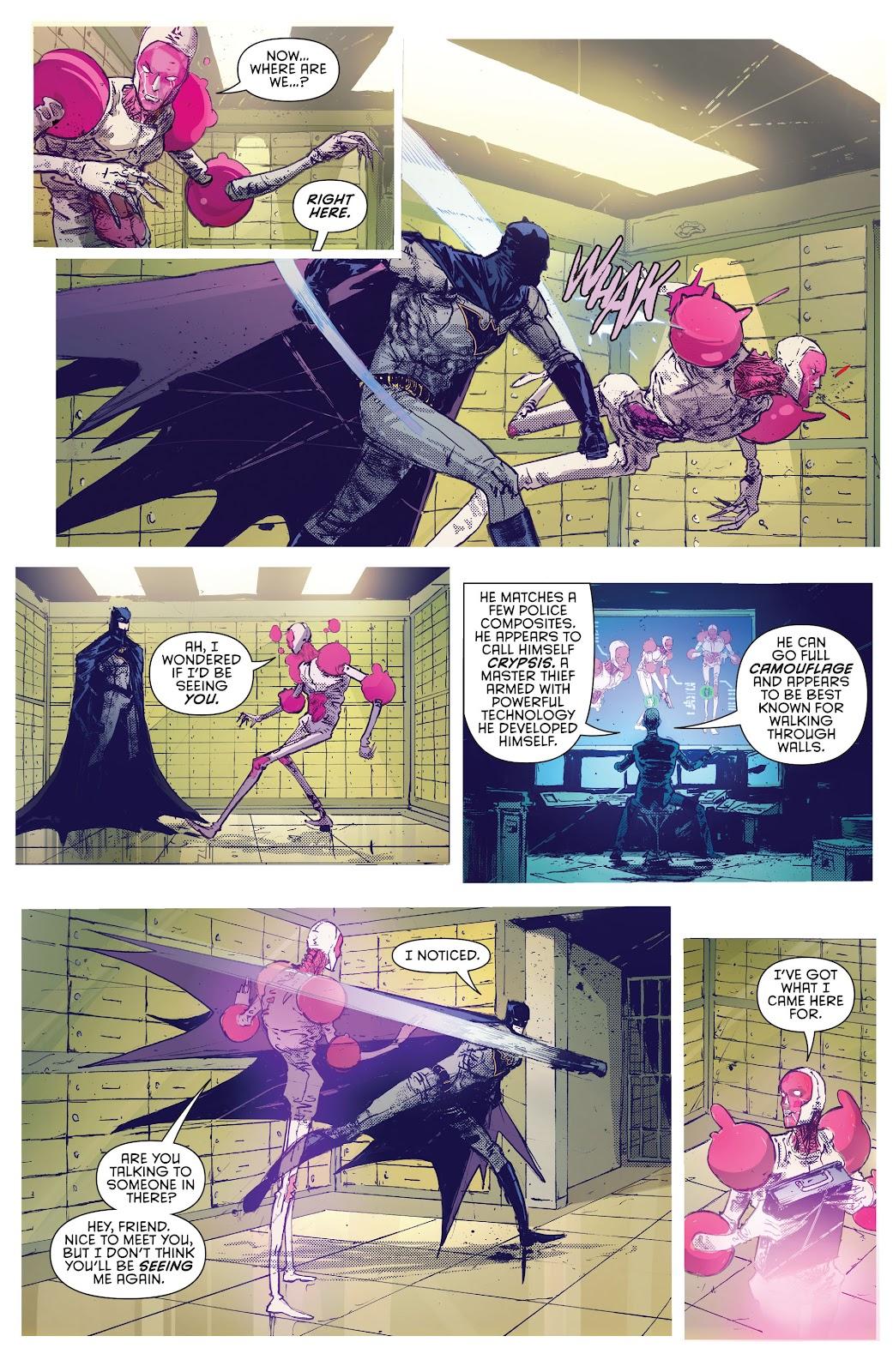 Batman (2011) Issue #52 #71 - English 10