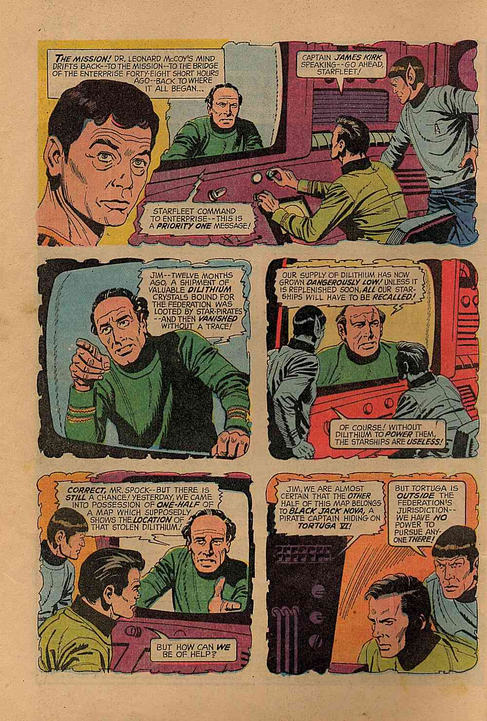 Star Trek (1967) Issue #12 #12 - English 6