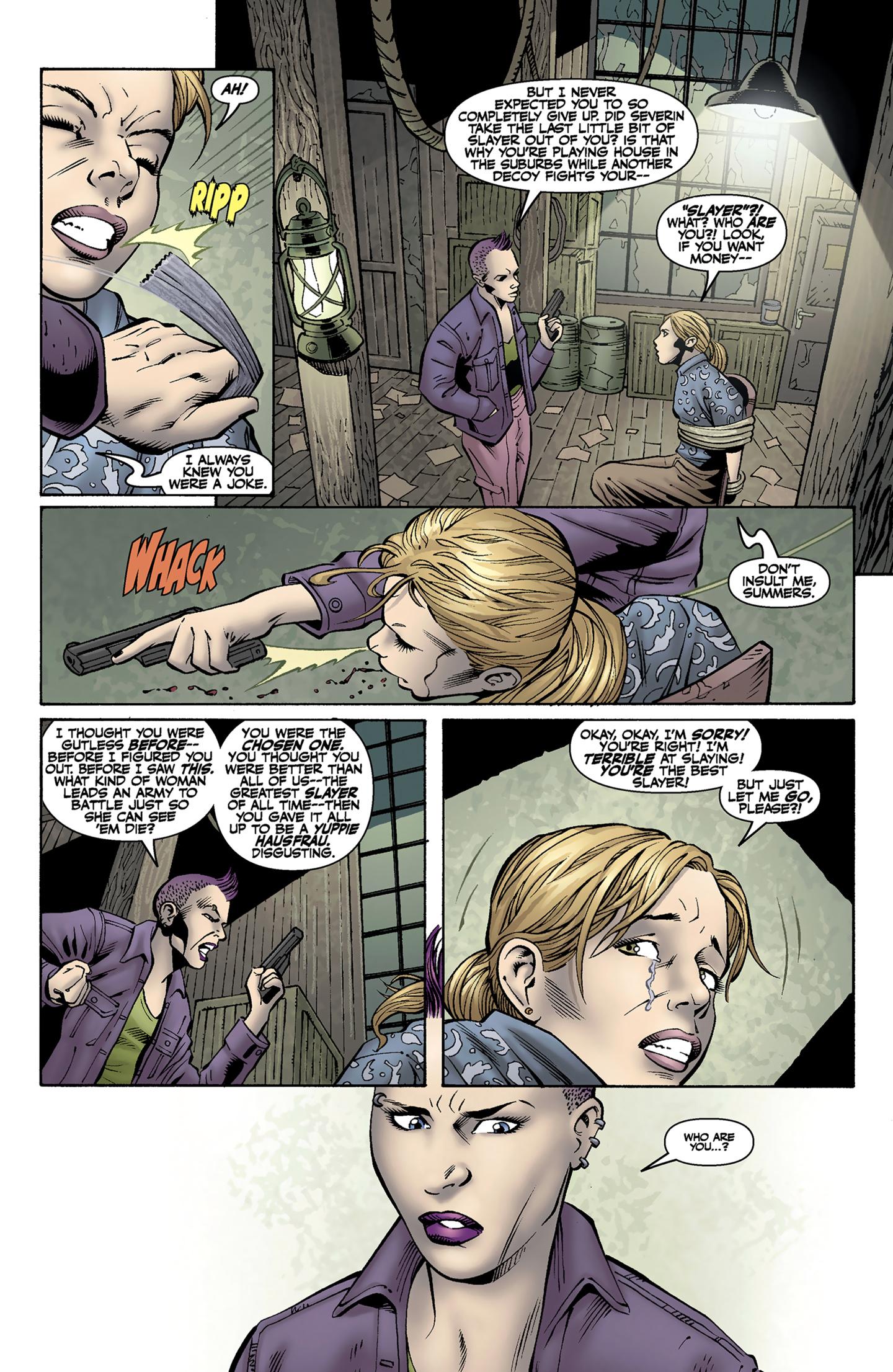 Read online Buffy the Vampire Slayer Season Nine comic -  Issue #9 - 7