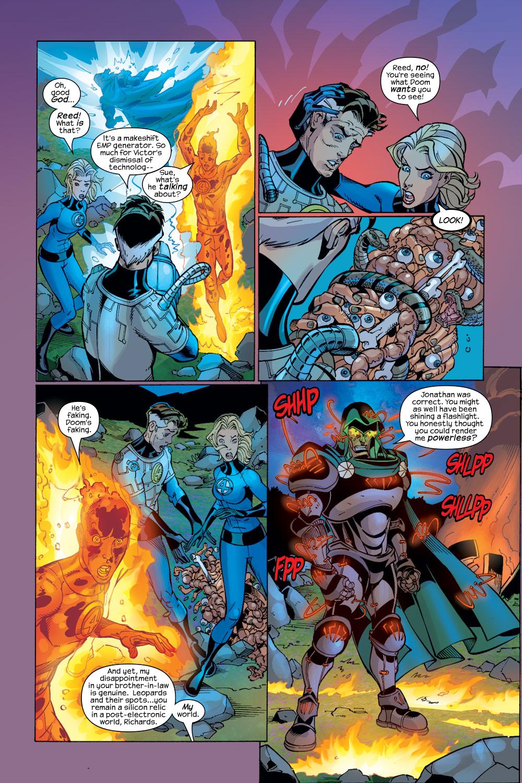 Fantastic Four (1998) #70 #74 - English 7