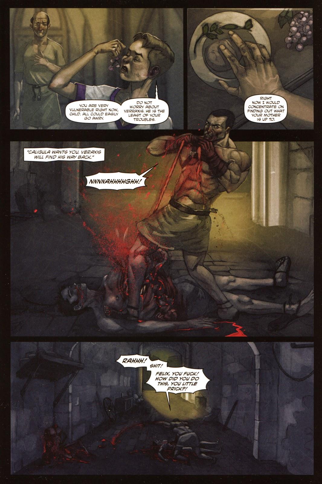Caligula: Heart of Rome Issue #5 #5 - English 7