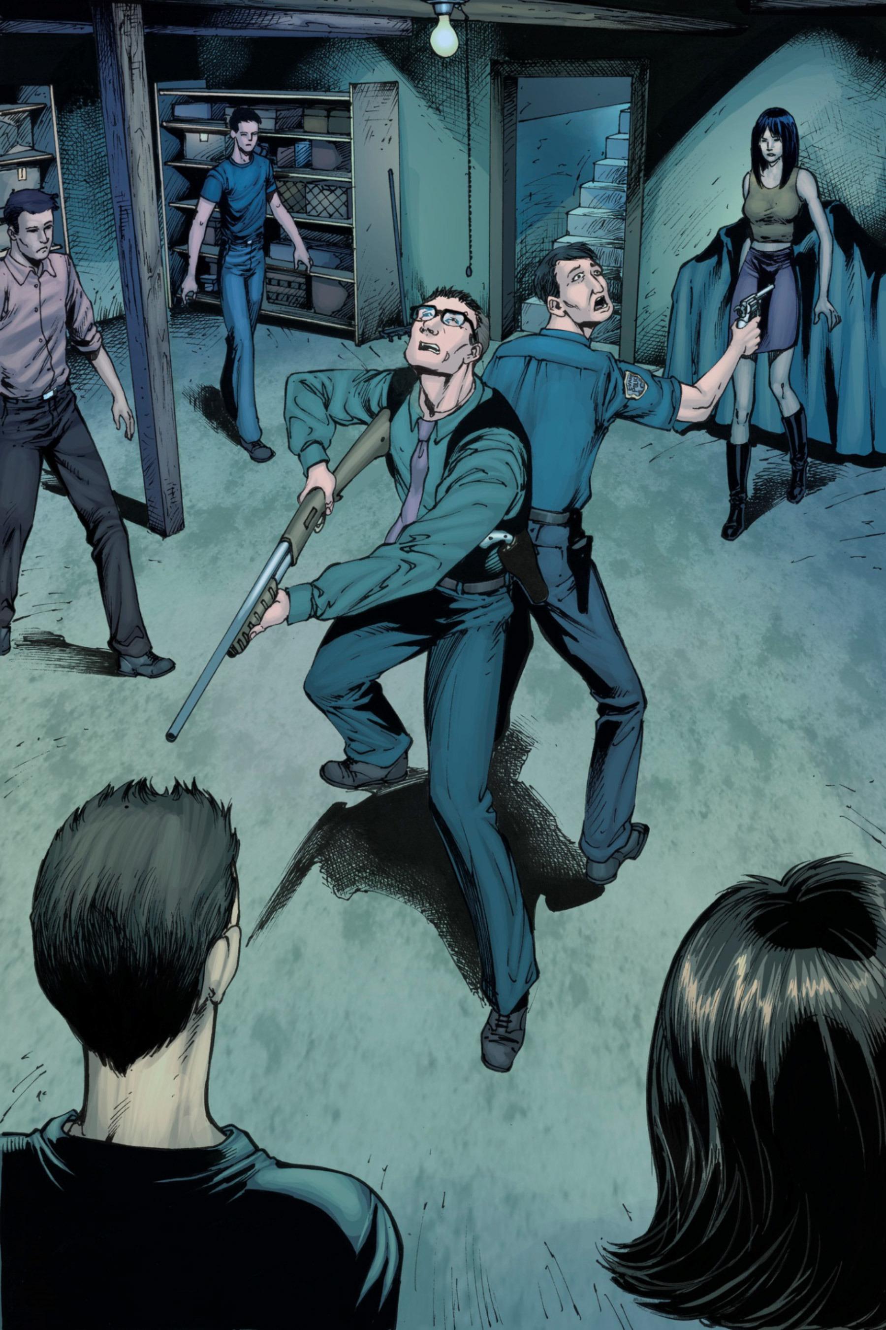 Read online Z-Men comic -  Issue #3 - 81