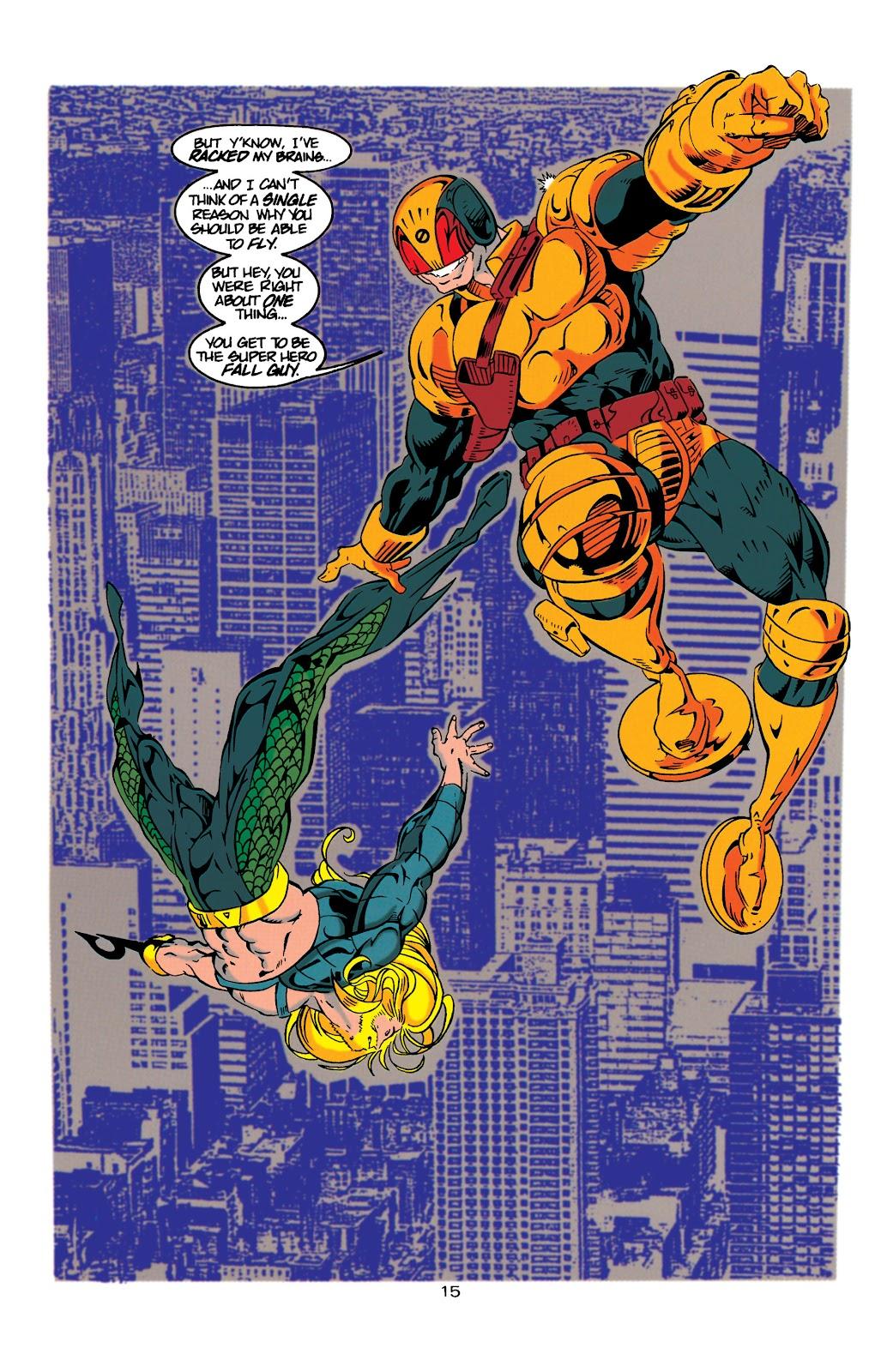 Aquaman (1994) Issue #9 #15 - English 16