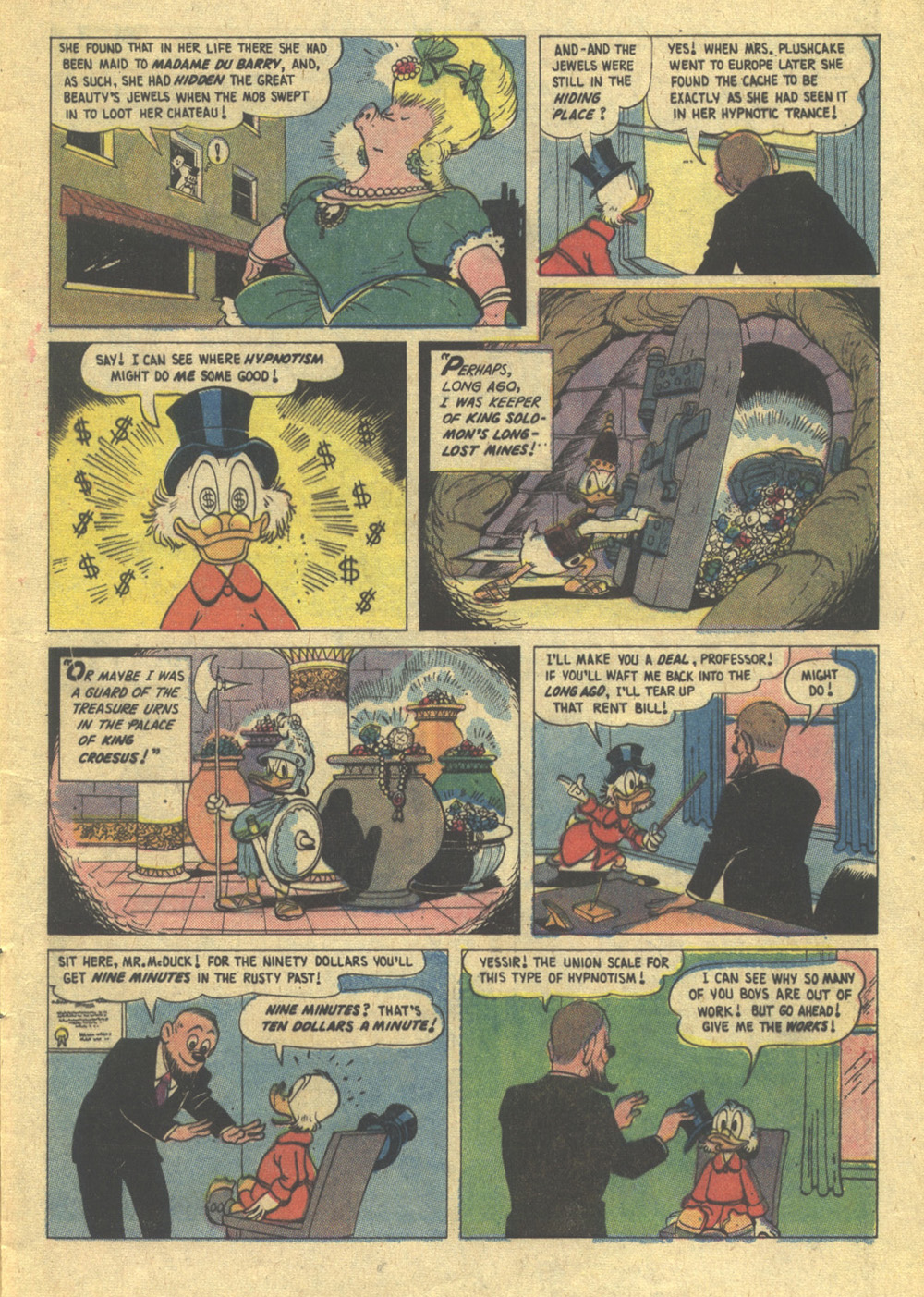 Uncle Scrooge (1953) Issue #103 #103 - English 5