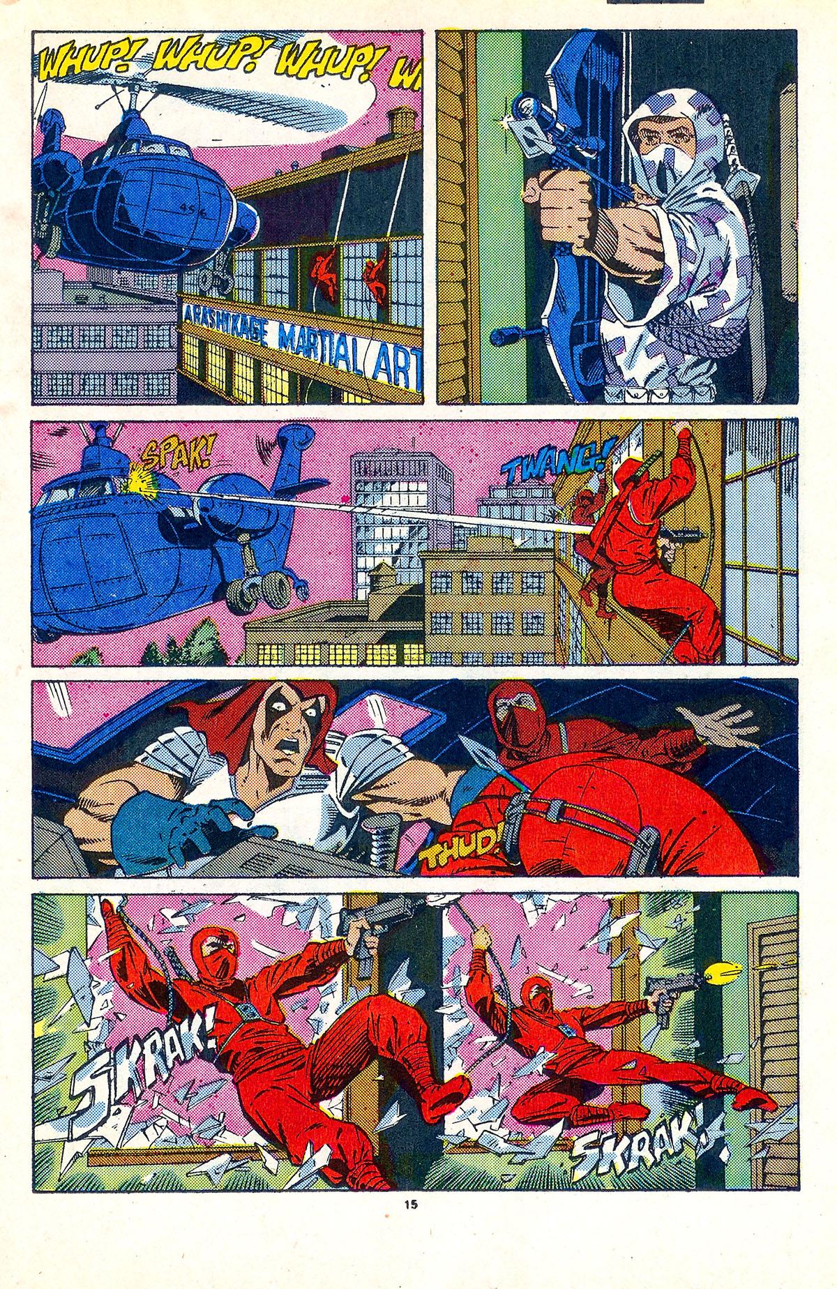 G.I. Joe: A Real American Hero 85 Page 11