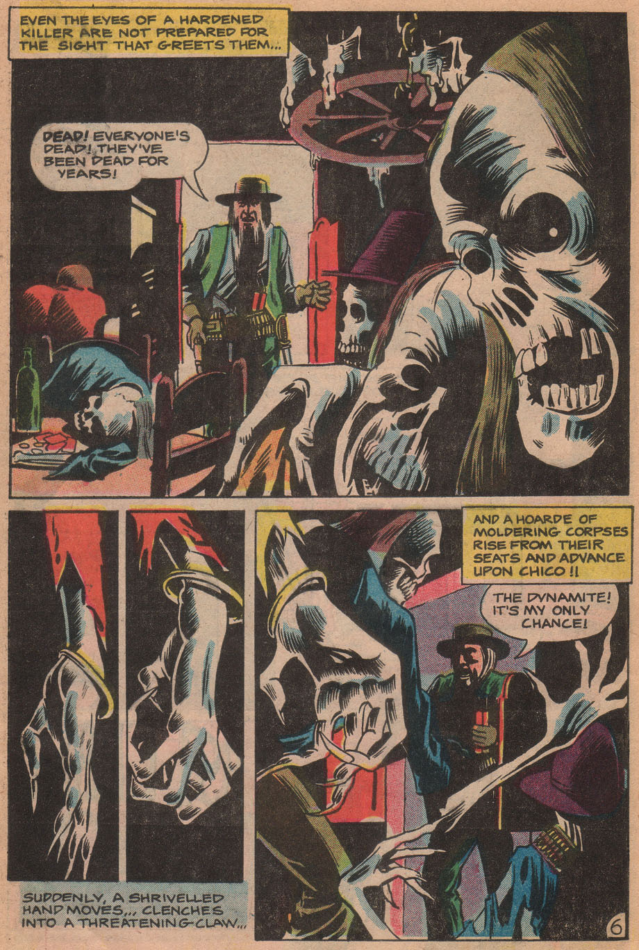Read online Scary Tales comic -  Issue #17 - 28