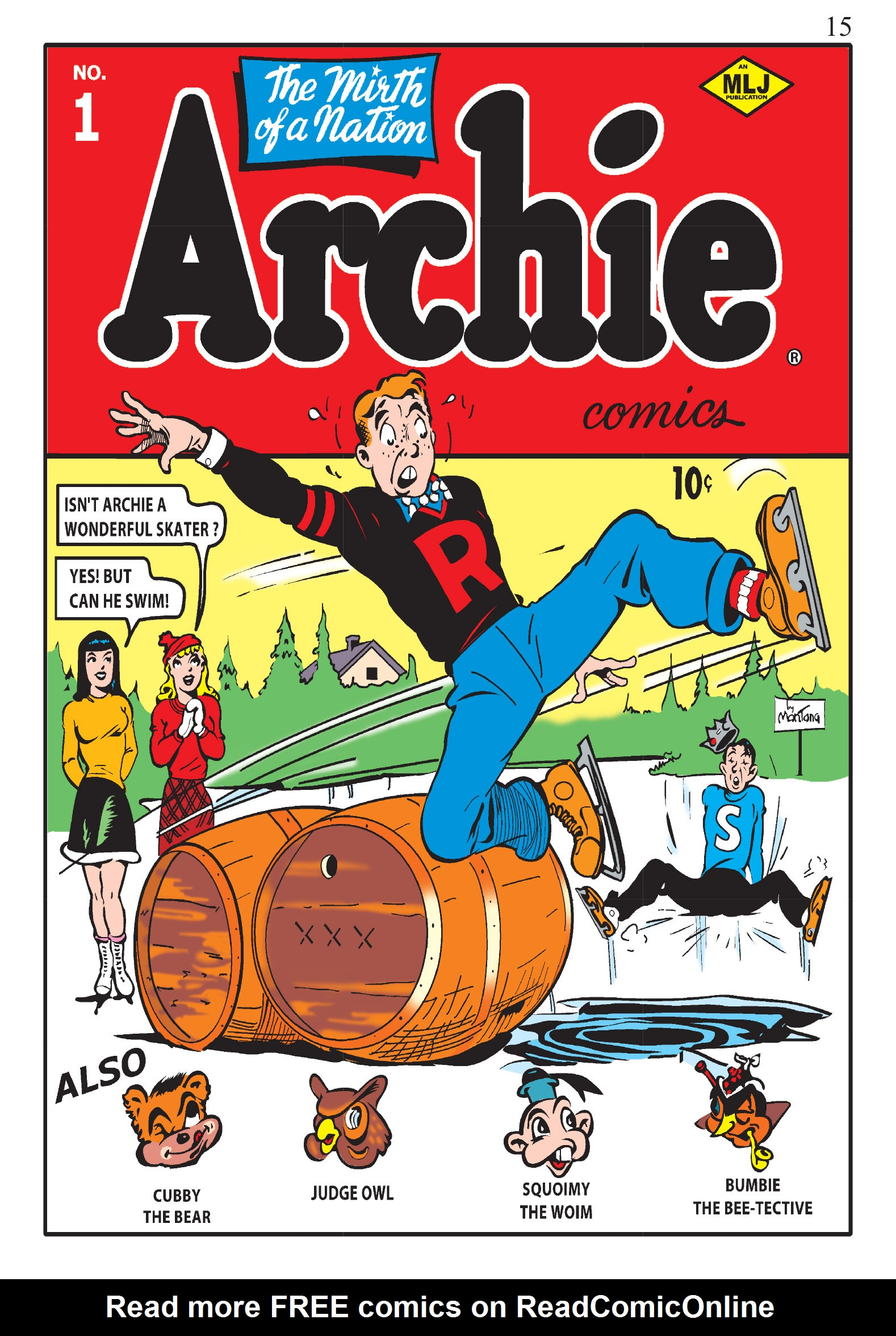 Read online The Best of Archie Comics comic -  Issue # TPB 1 (Part 1) - 14