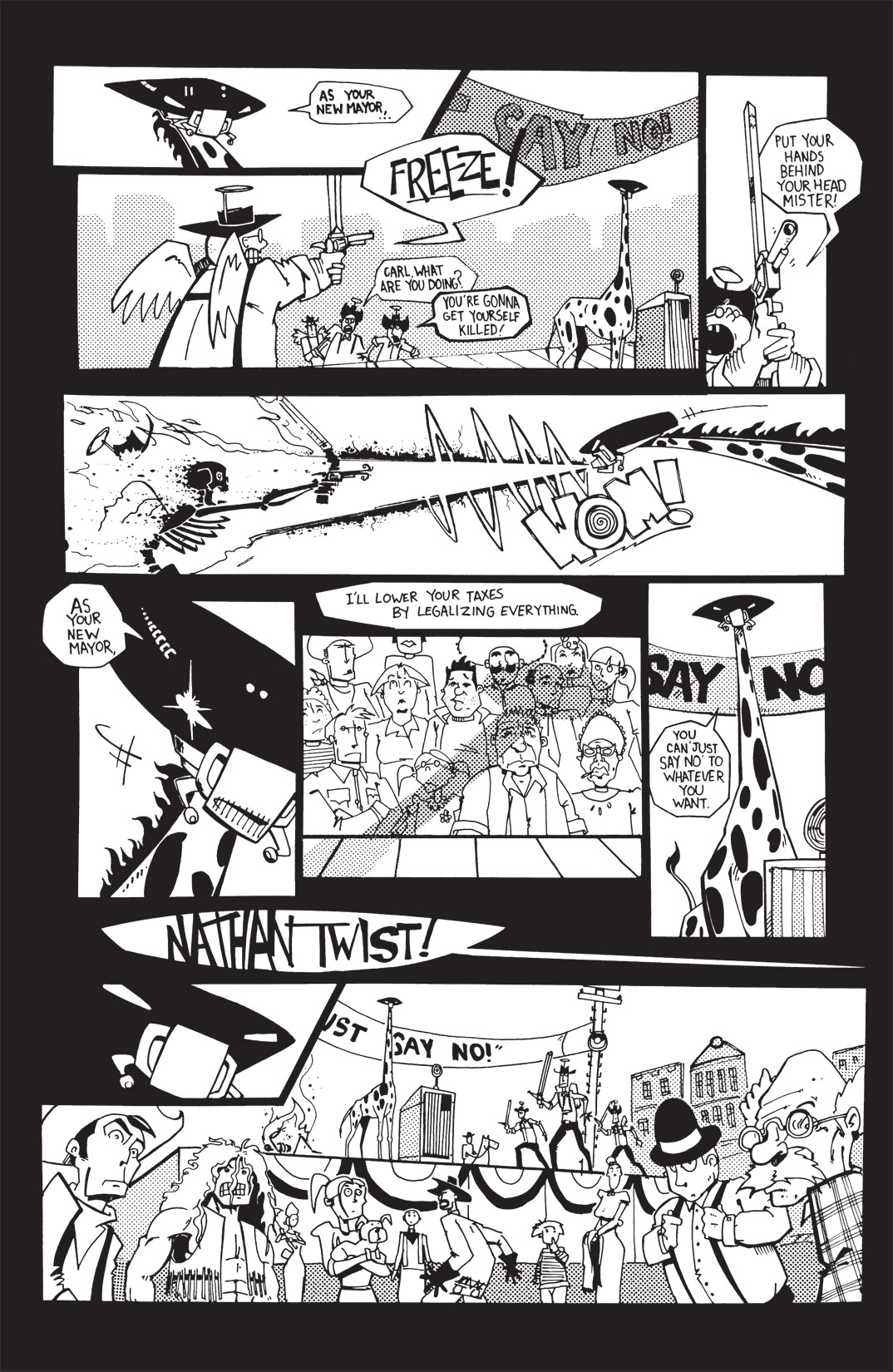 Read online Scud: The Disposable Assassin: The Whole Shebang comic -  Issue # TPB (Part 1) - 235