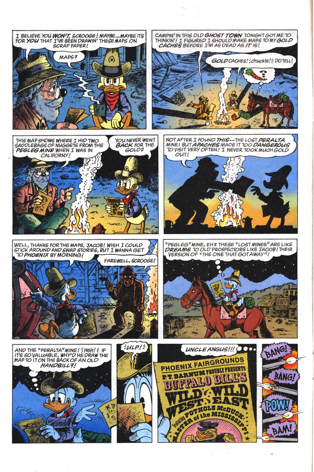 Uncle Scrooge (1953) Issue #306 #306 - English 4