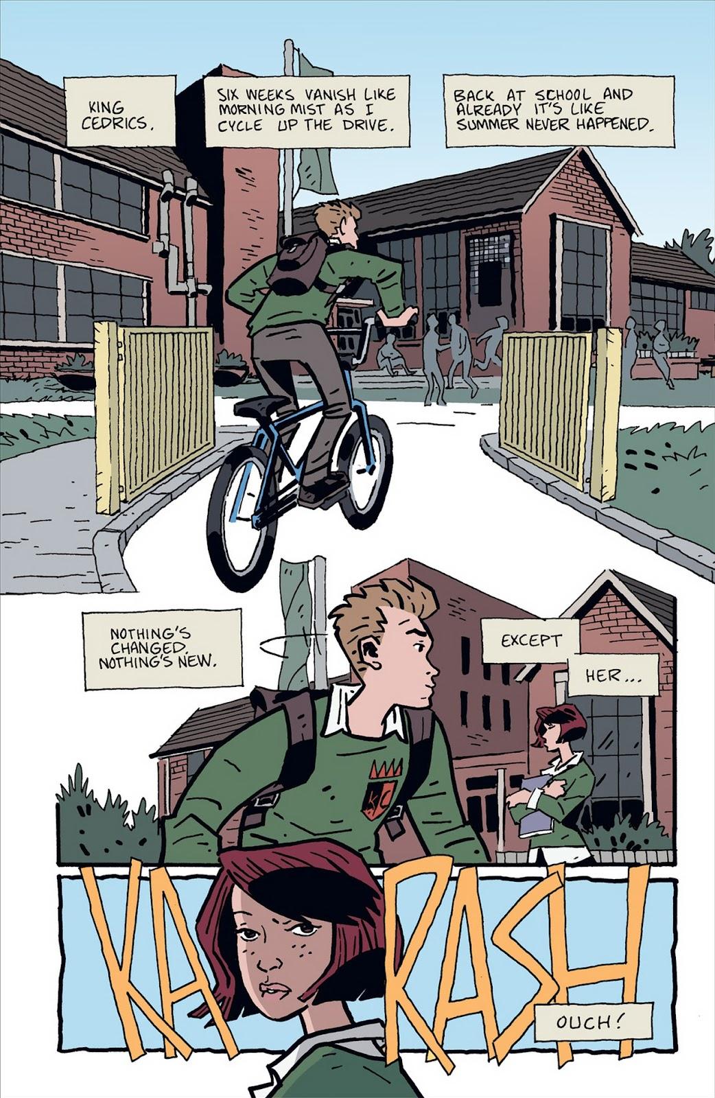 Mudman Issue #1 #1 - English 15