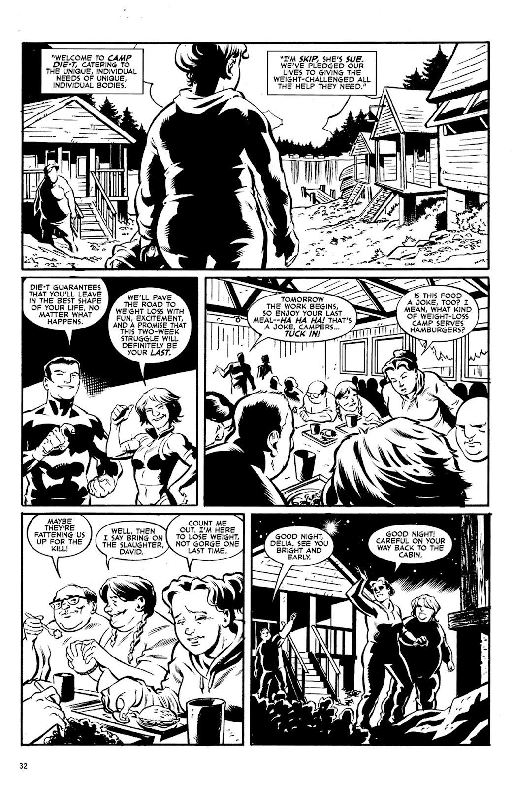 Creepy (2009) Issue #1 #1 - English 34