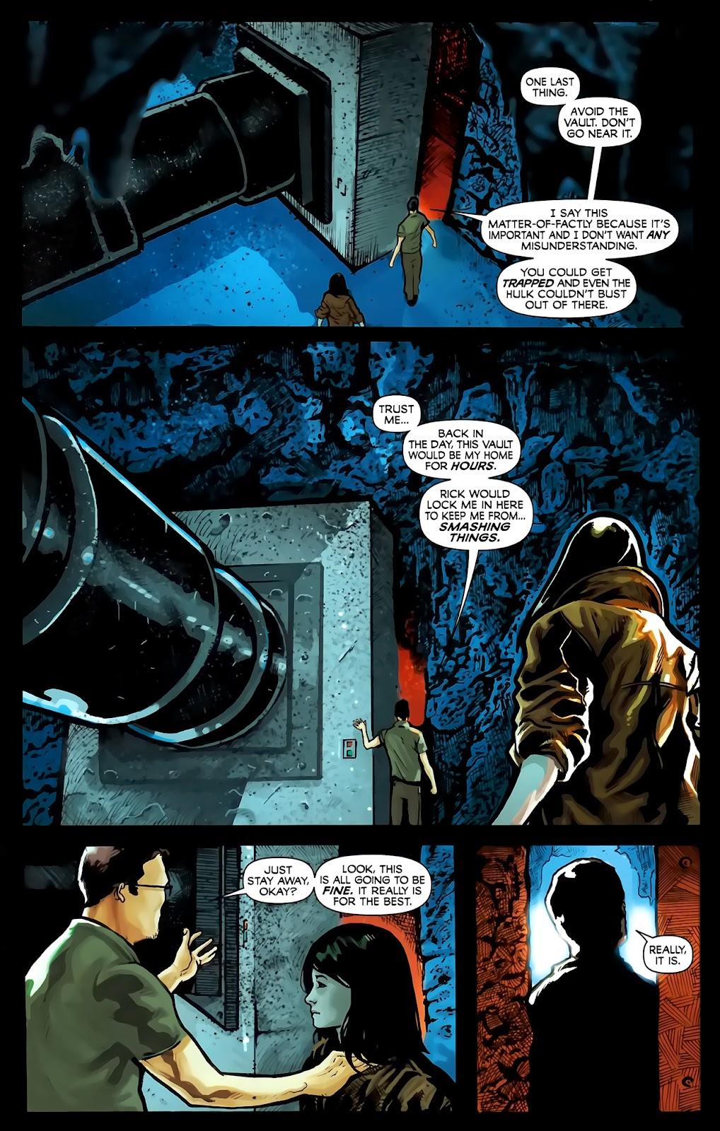 Incredible Hulks (2010) Issue #614 #4 - English 24
