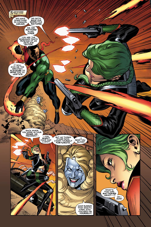 Excalibur (2004) Issue #12 #12 - English 8