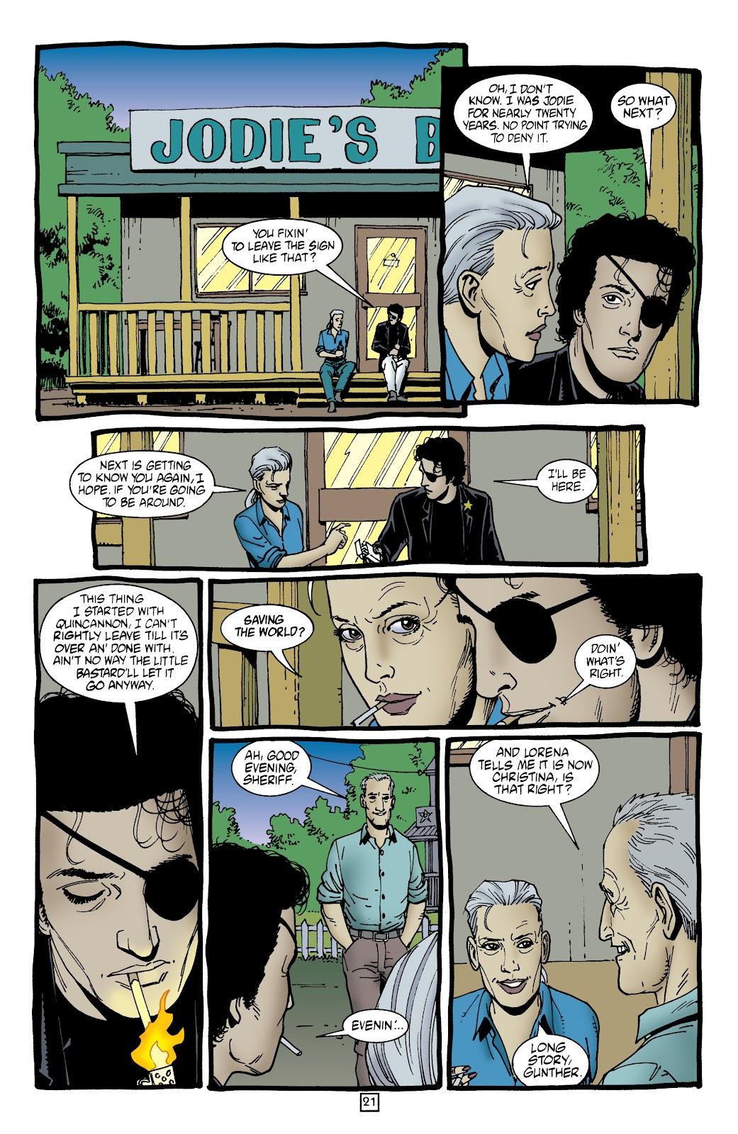 Preacher Issue #43 #52 - English 22