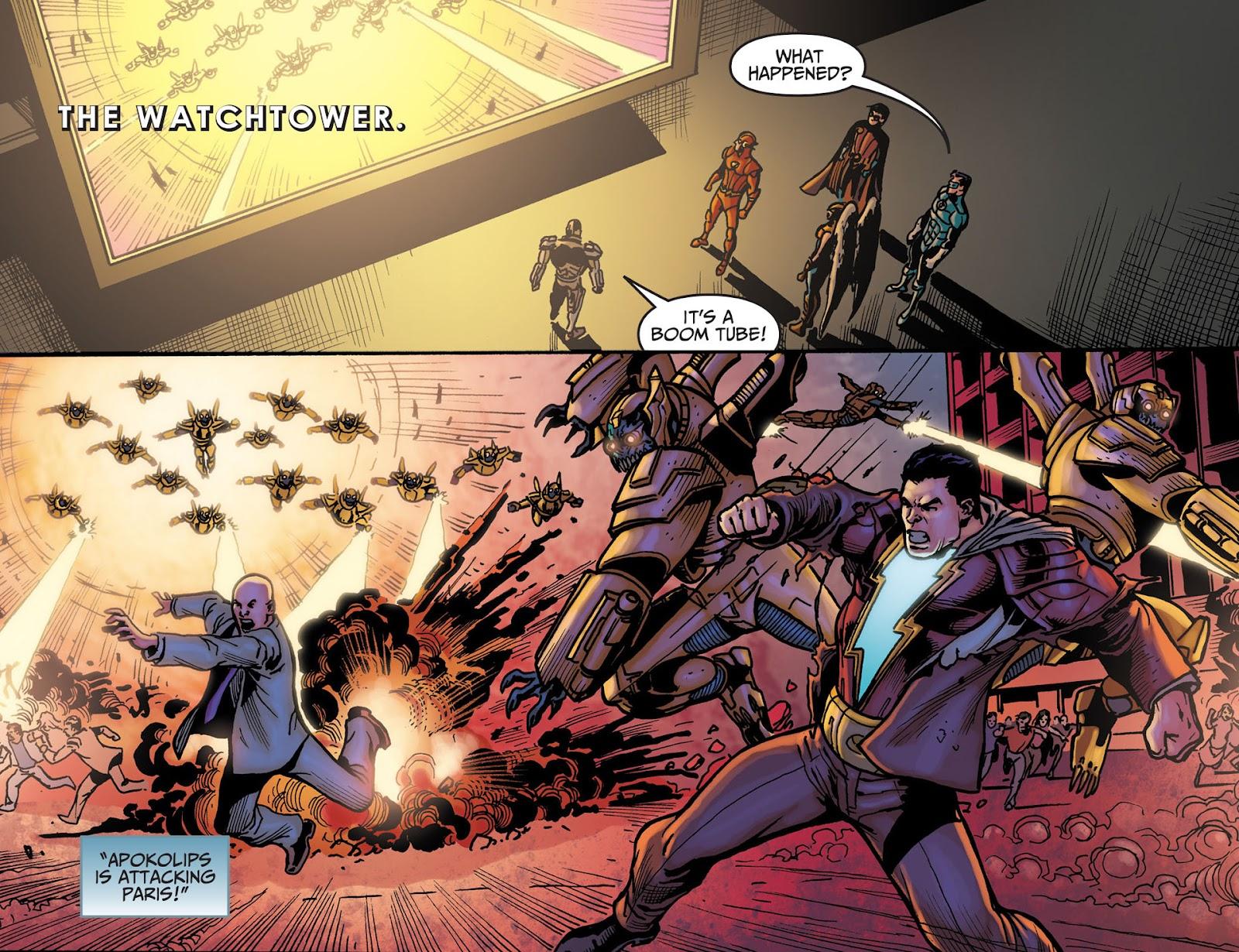 Injustice: Gods Among Us [I] Issue #23 #24 - English 9