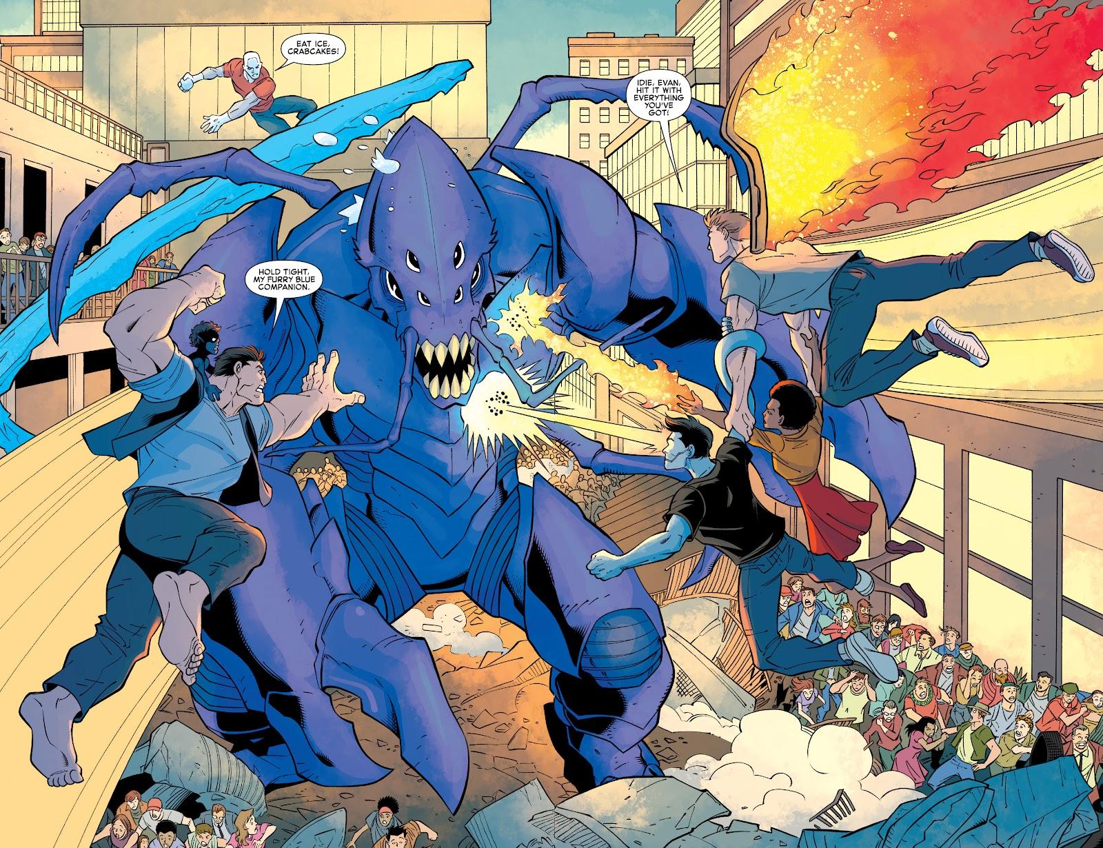 All-New X-Men (2016) Issue #1.MU #3 - English 22