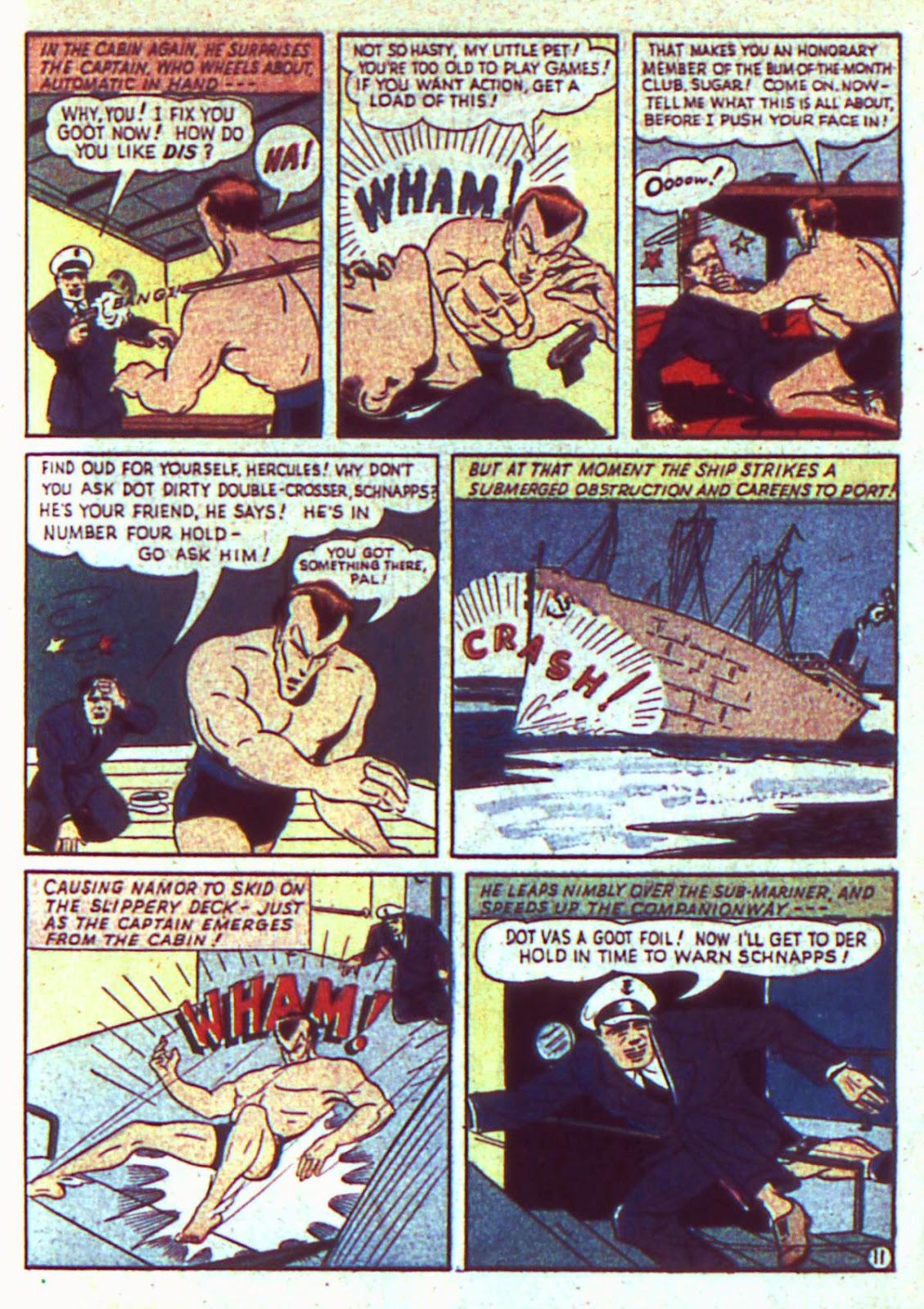 Sub-Mariner Comics Issue #2 #2 - English 13