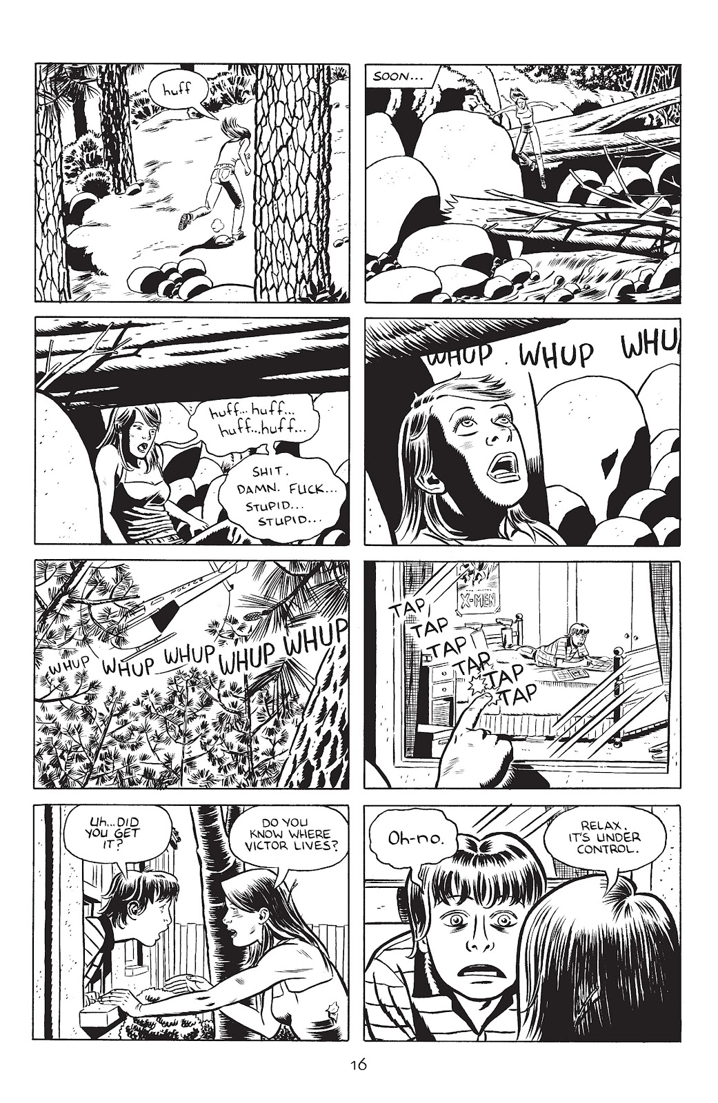 Stray Bullets Issue #30 #30 - English 18