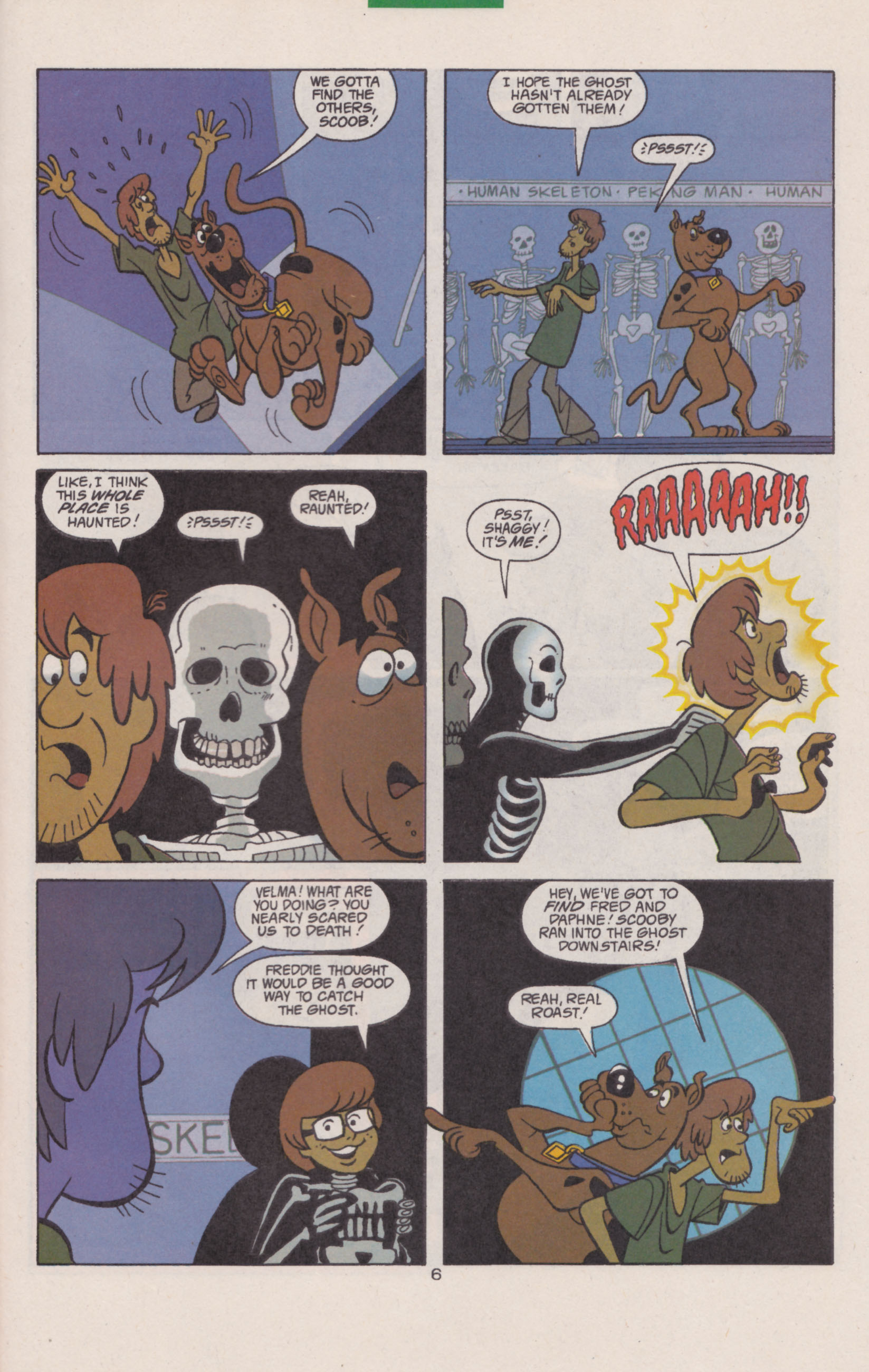 Read online Scooby-Doo (1997) comic -  Issue #13 - 21