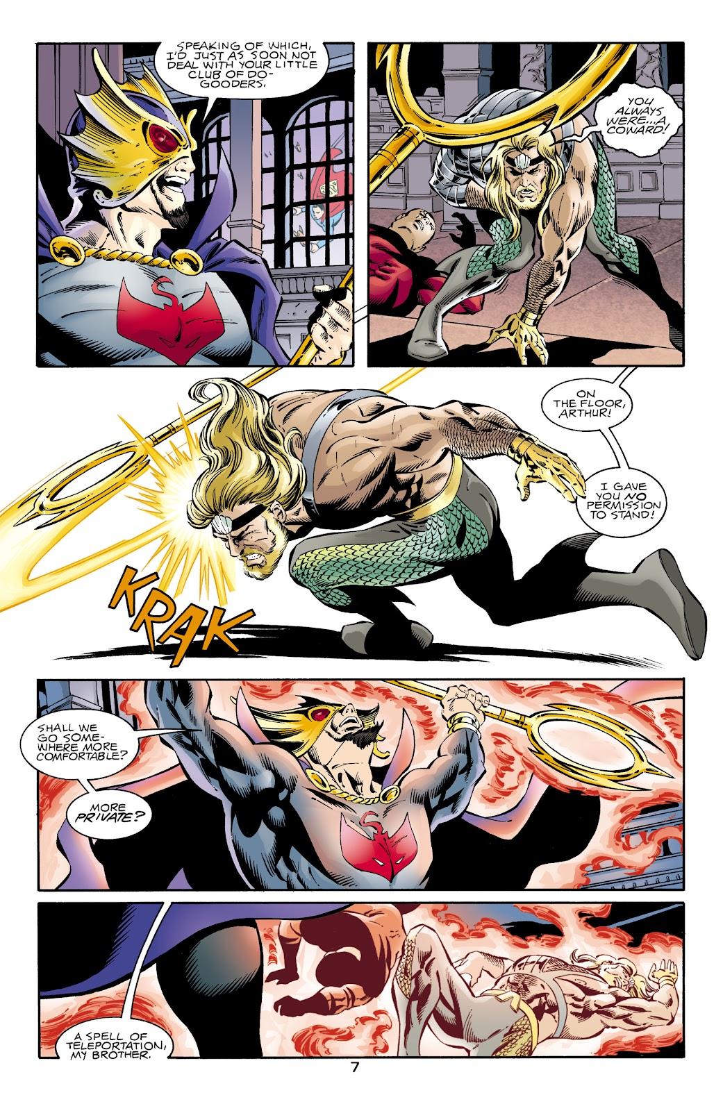 Aquaman (1994) Issue #67 #73 - English 7