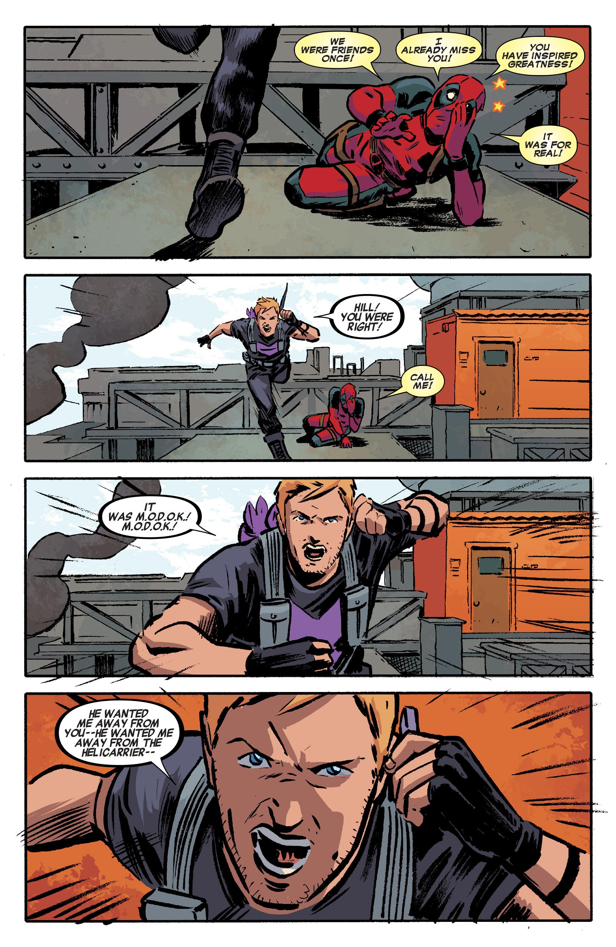 Read online Secret Avengers (2014) comic -  Issue #9 - 11