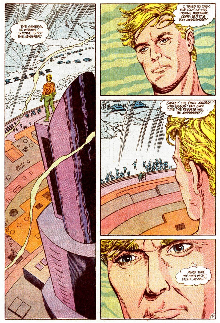 Aquaman (1989) Issue #5 #5 - English 10