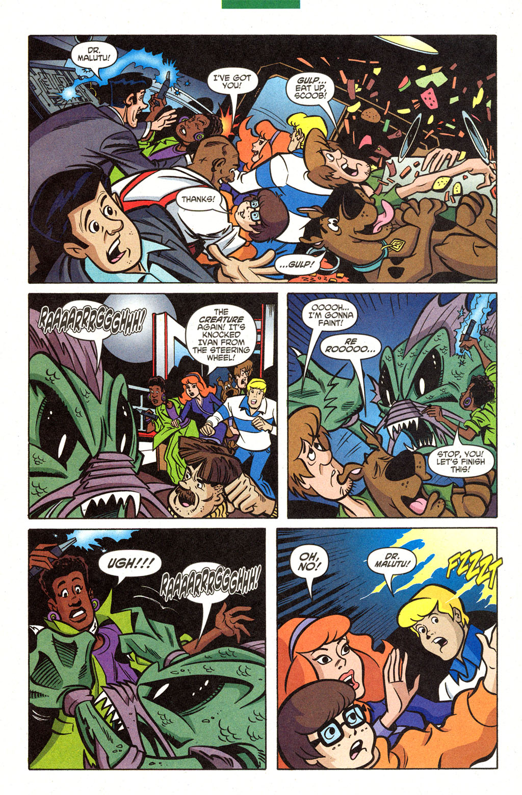 Read online Scooby-Doo (1997) comic -  Issue #99 - 8