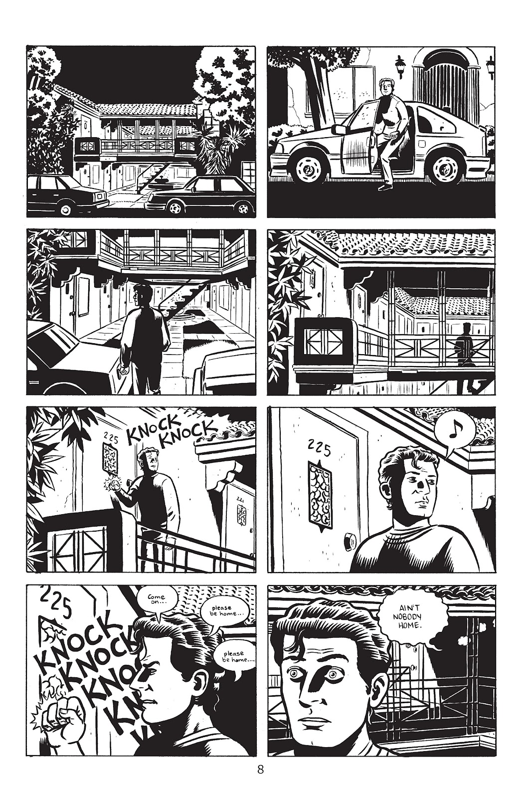 Stray Bullets Issue #24 #24 - English 10