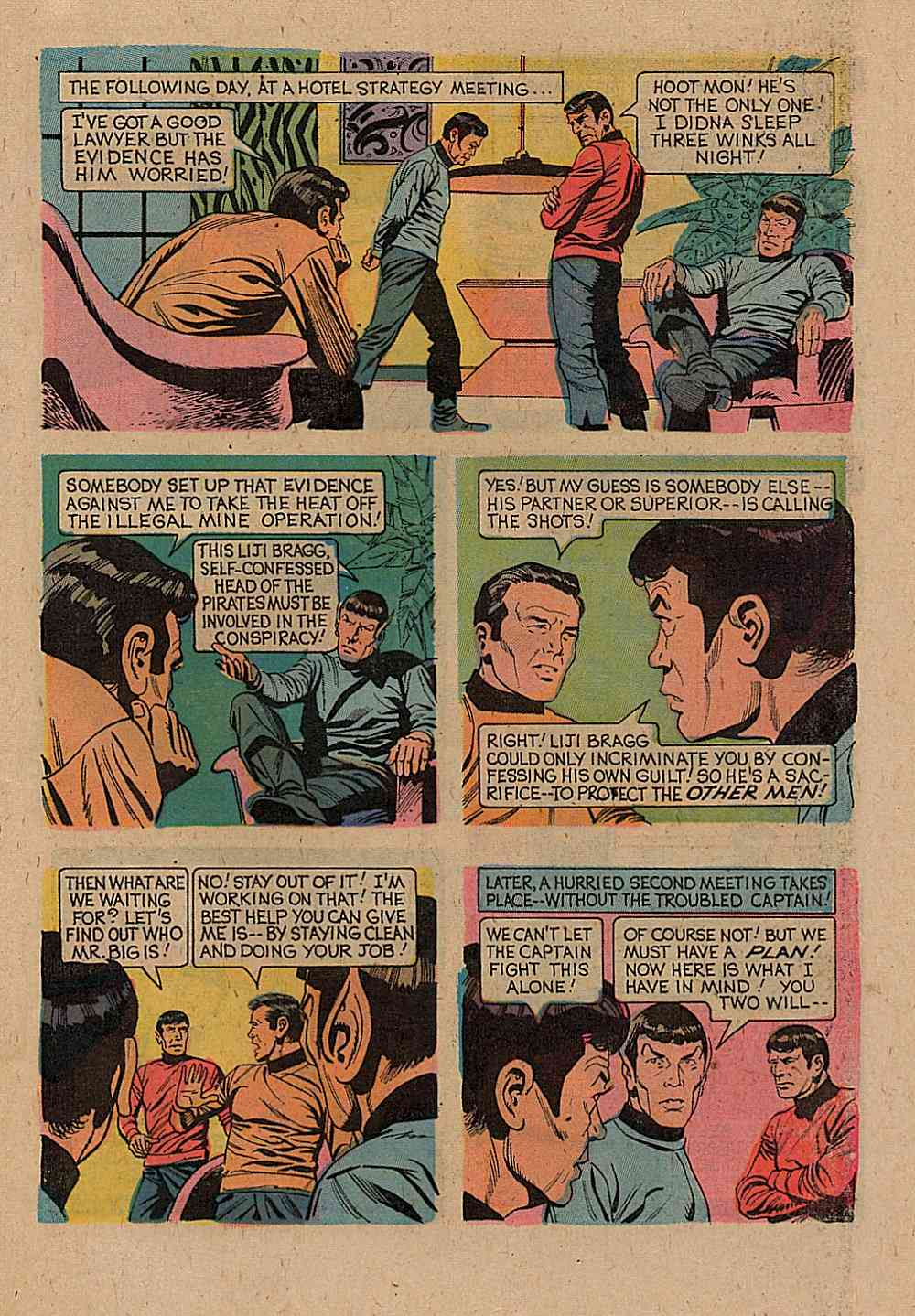Star Trek (1967) Issue #24 #24 - English 12