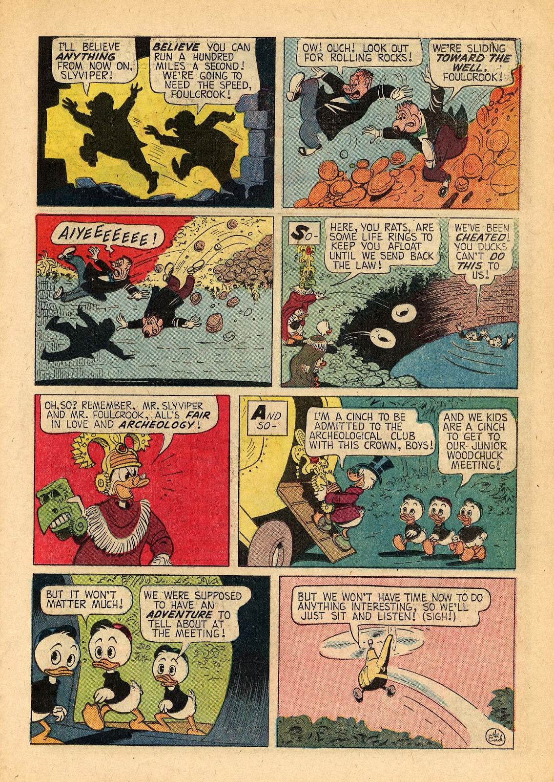 Uncle Scrooge (1953) Issue #44 #44 - English 23