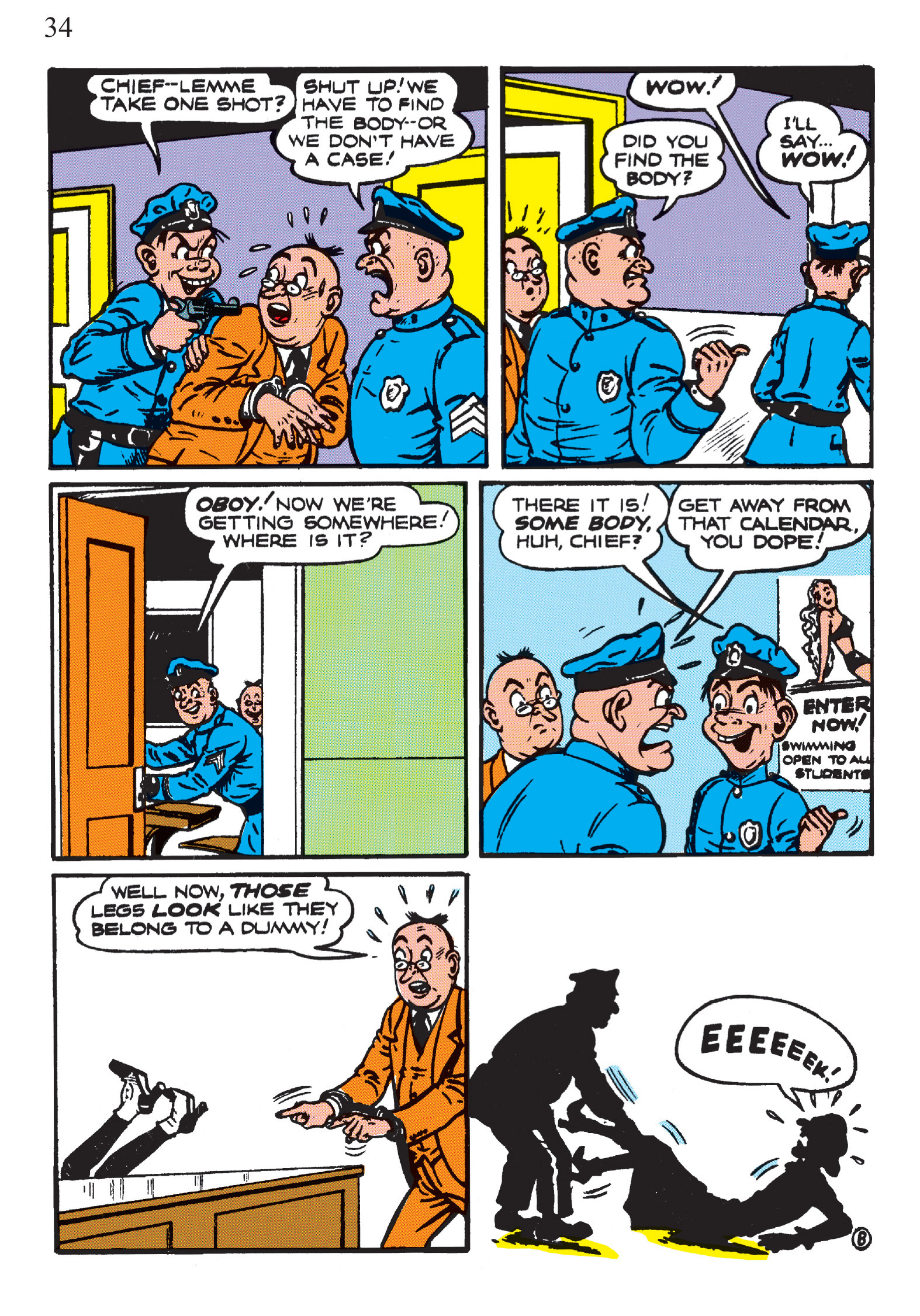 Read online The Best of Archie Comics comic -  Issue # TPB 2 (Part 1) - 36