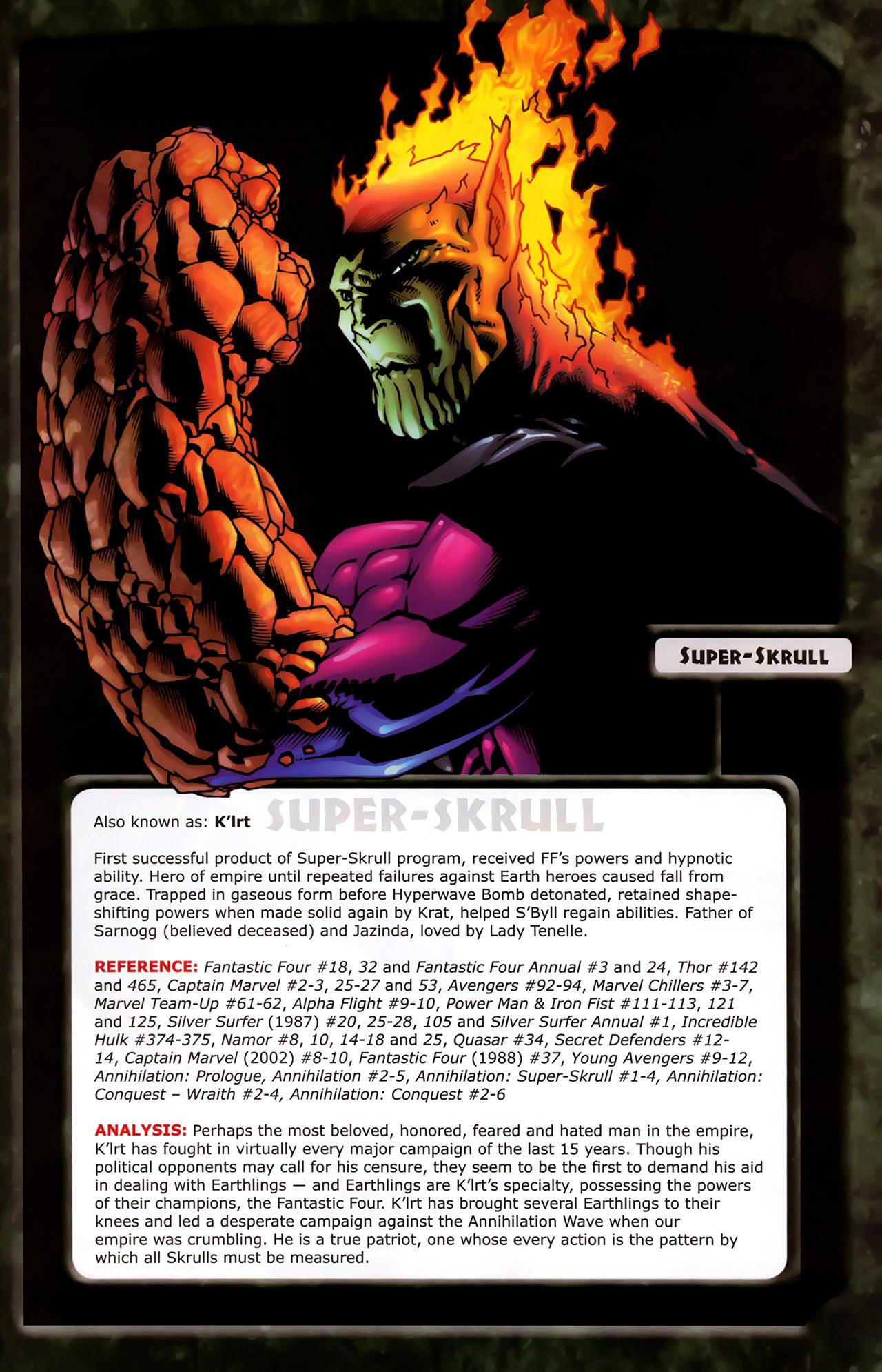 Read online Skrulls! comic -  Issue # Full - 49