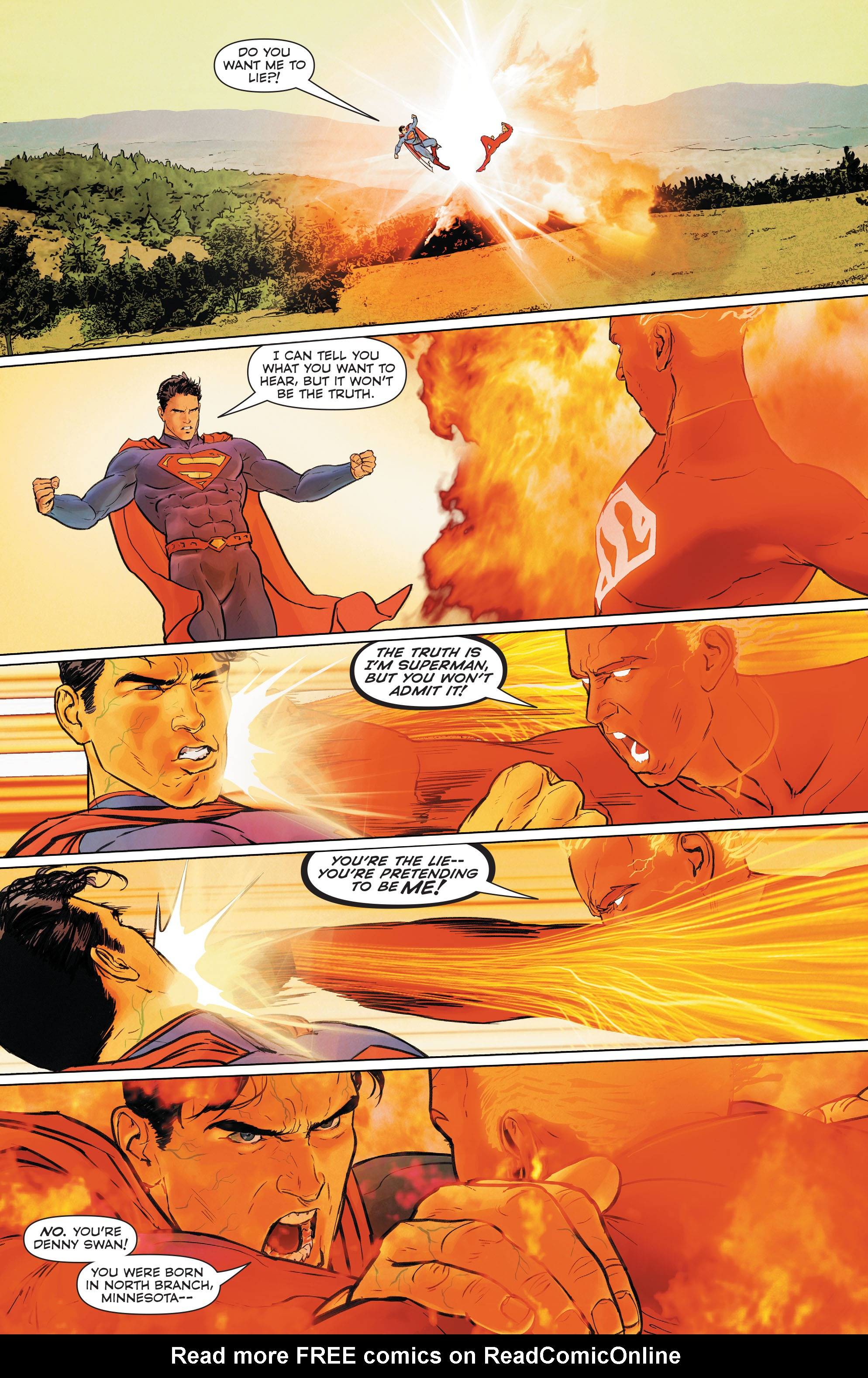 Read online Superman (2011) comic -  Issue #52 - 5