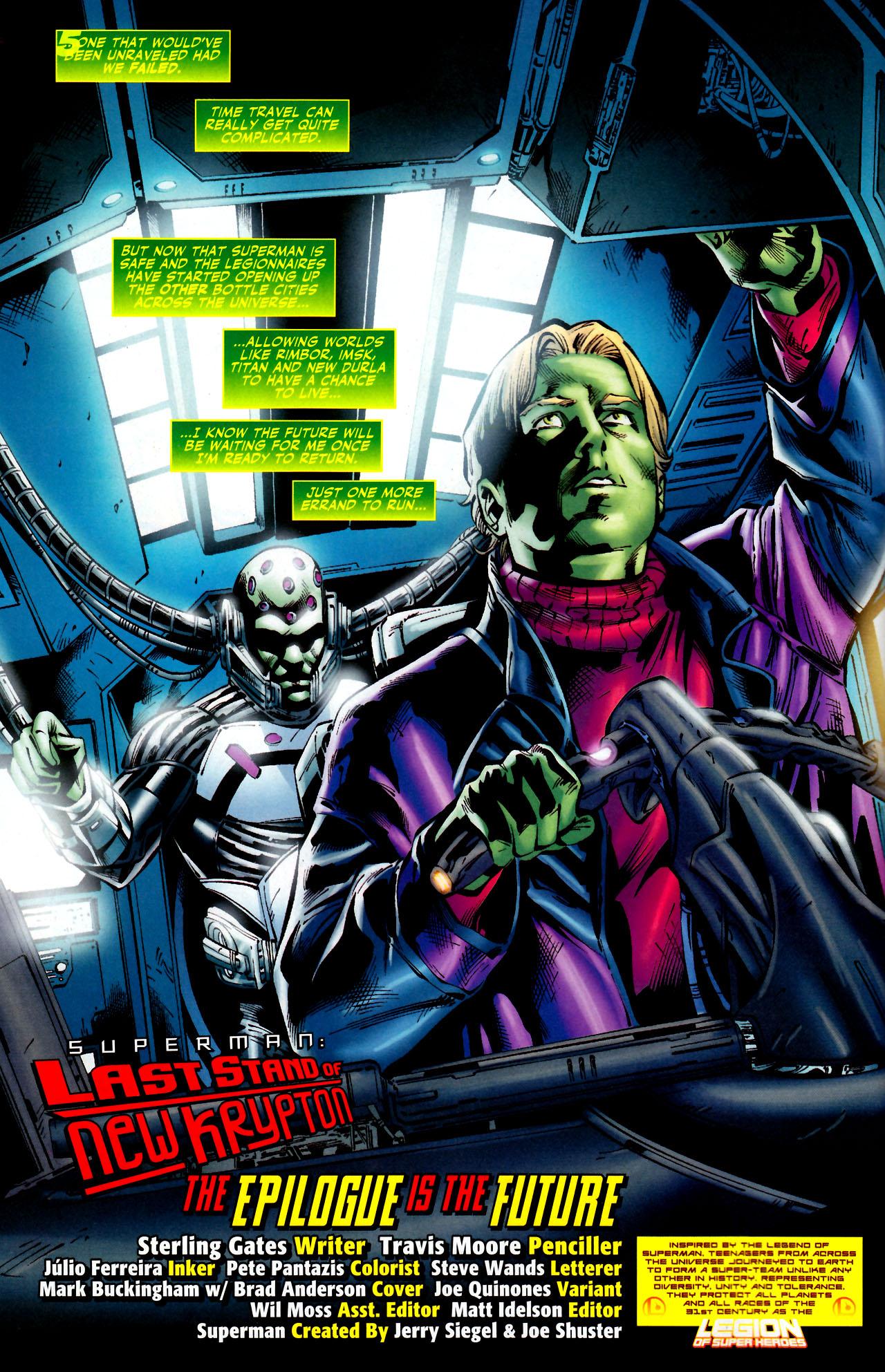 Read online Adventure Comics (2009) comic -  Issue #11 - 4