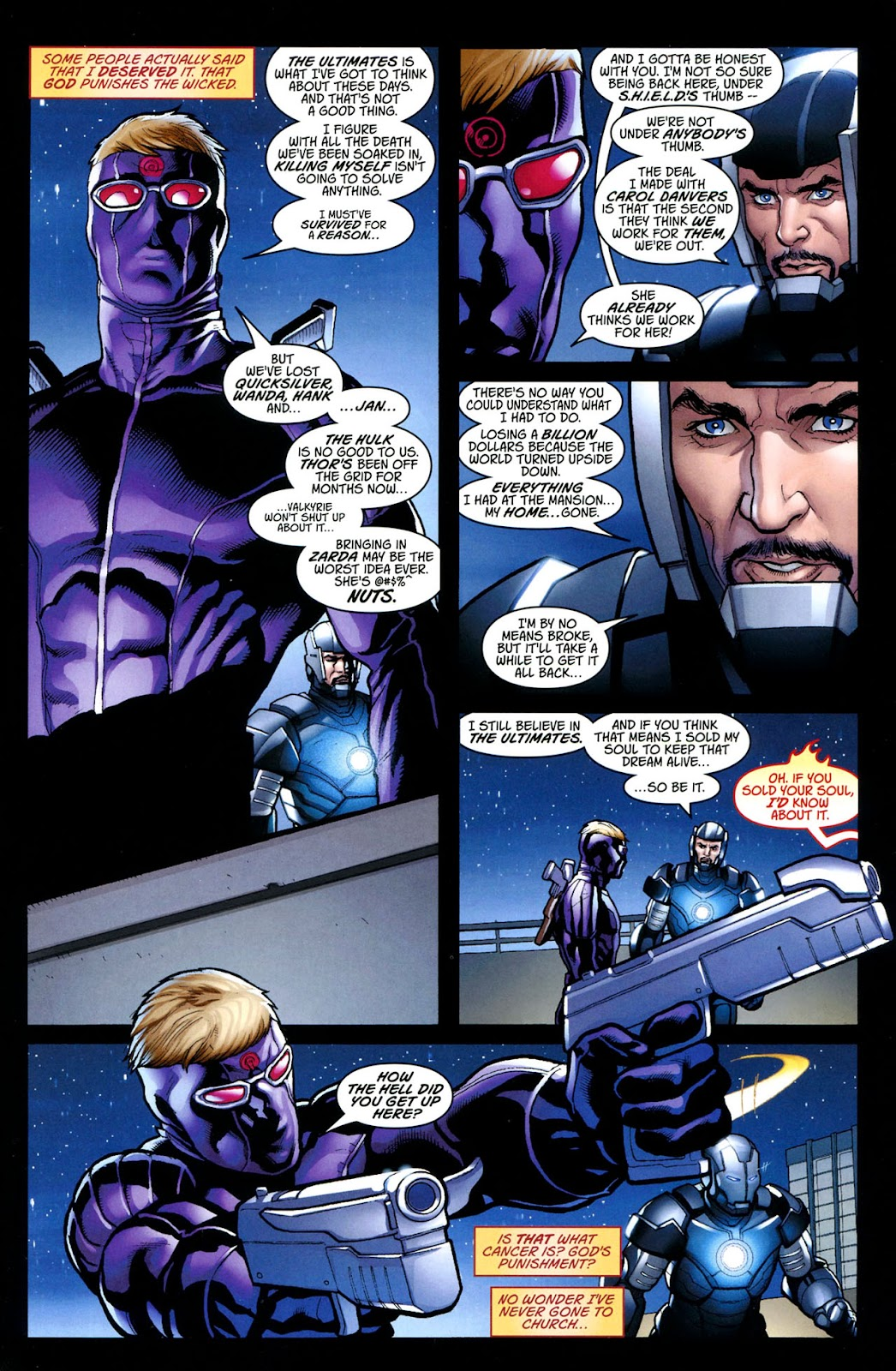 Ultimate New Ultimates Issue #1 #1 - English 6