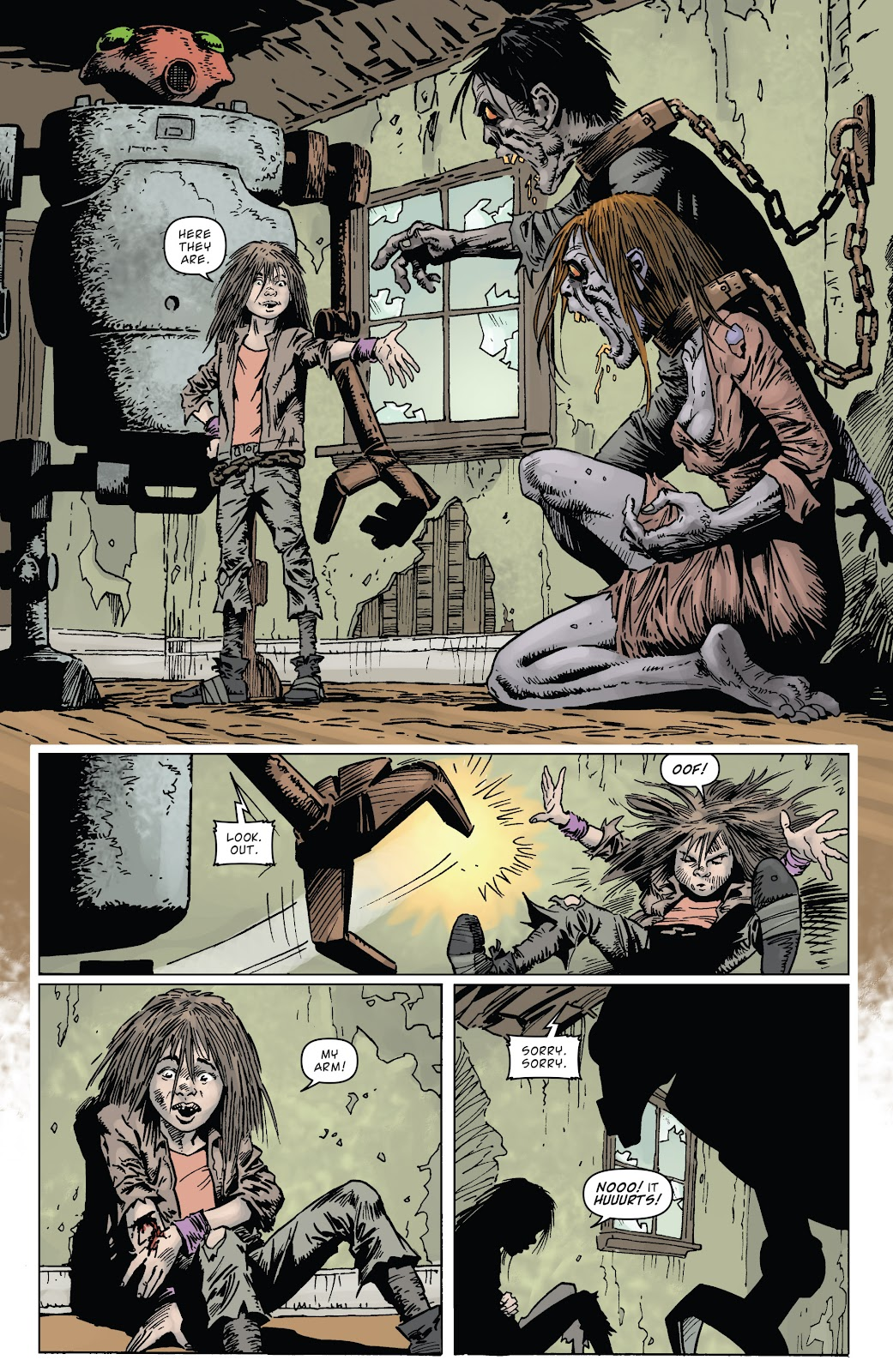 Zombies vs Robots (2015) Issue #2 Page 19