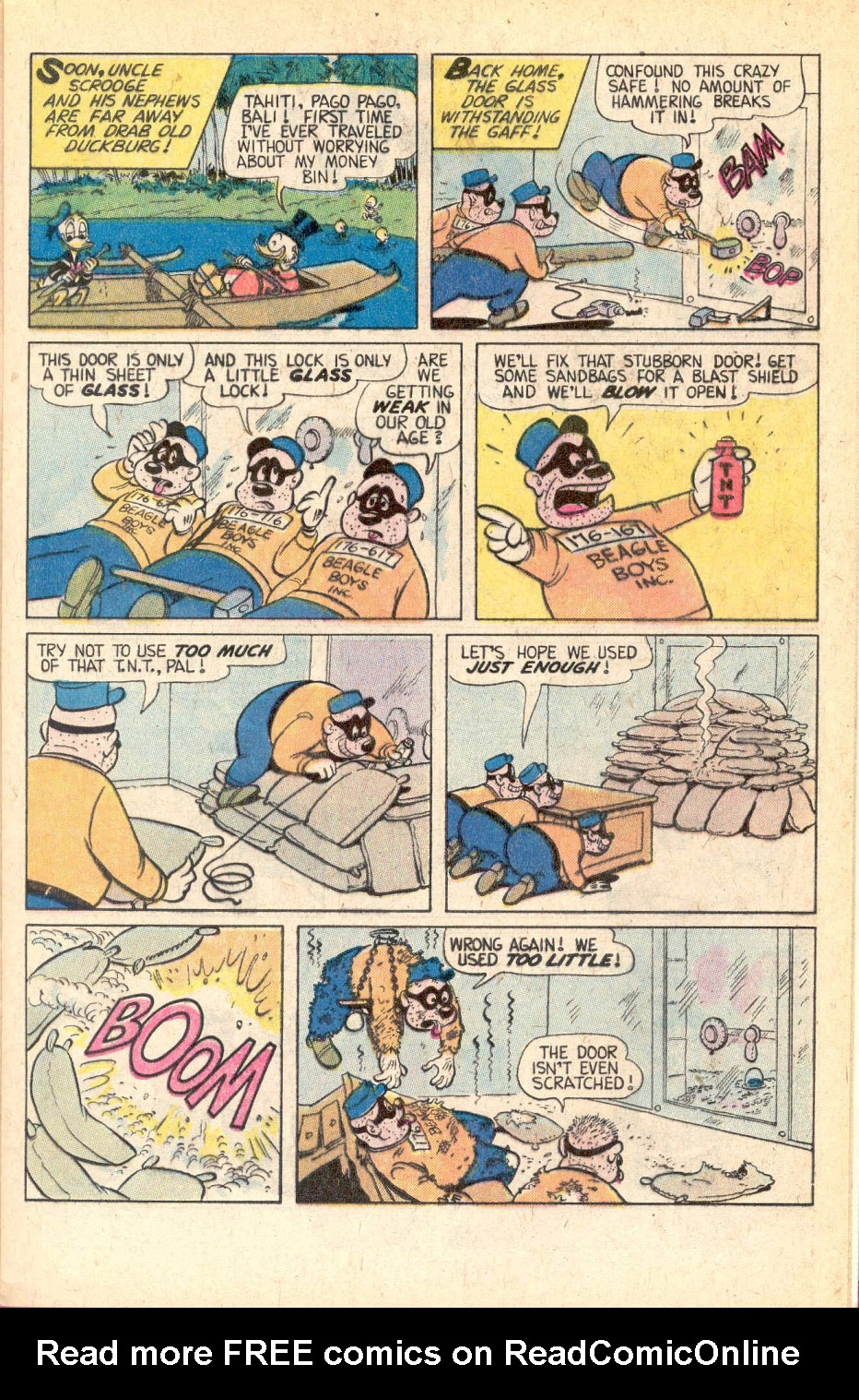 Uncle Scrooge (1953) Issue #156 #156 - English 9