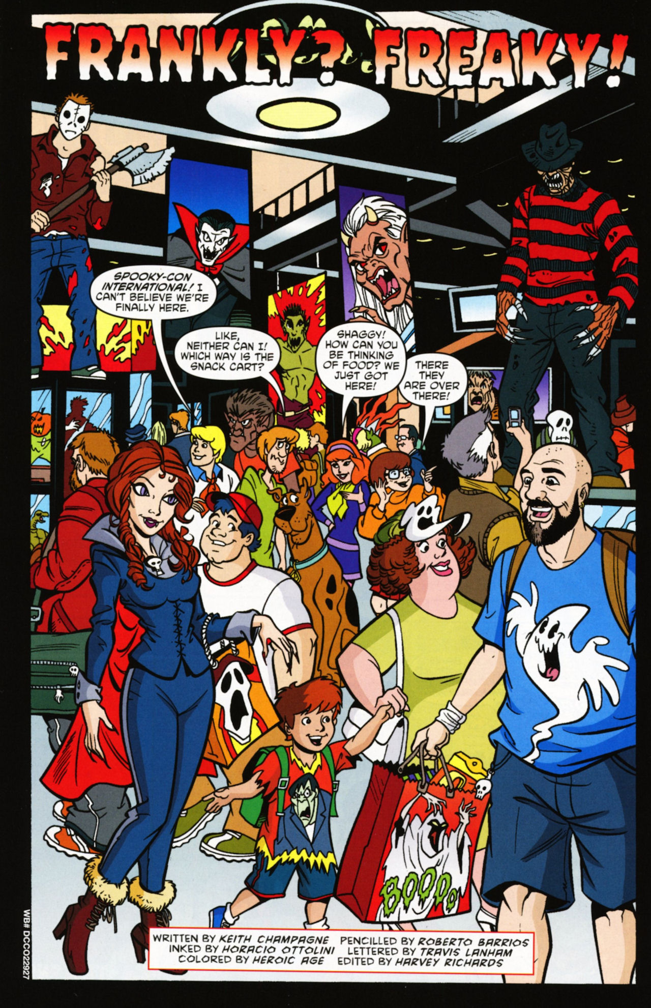 Read online Scooby-Doo (1997) comic -  Issue #159 - 12