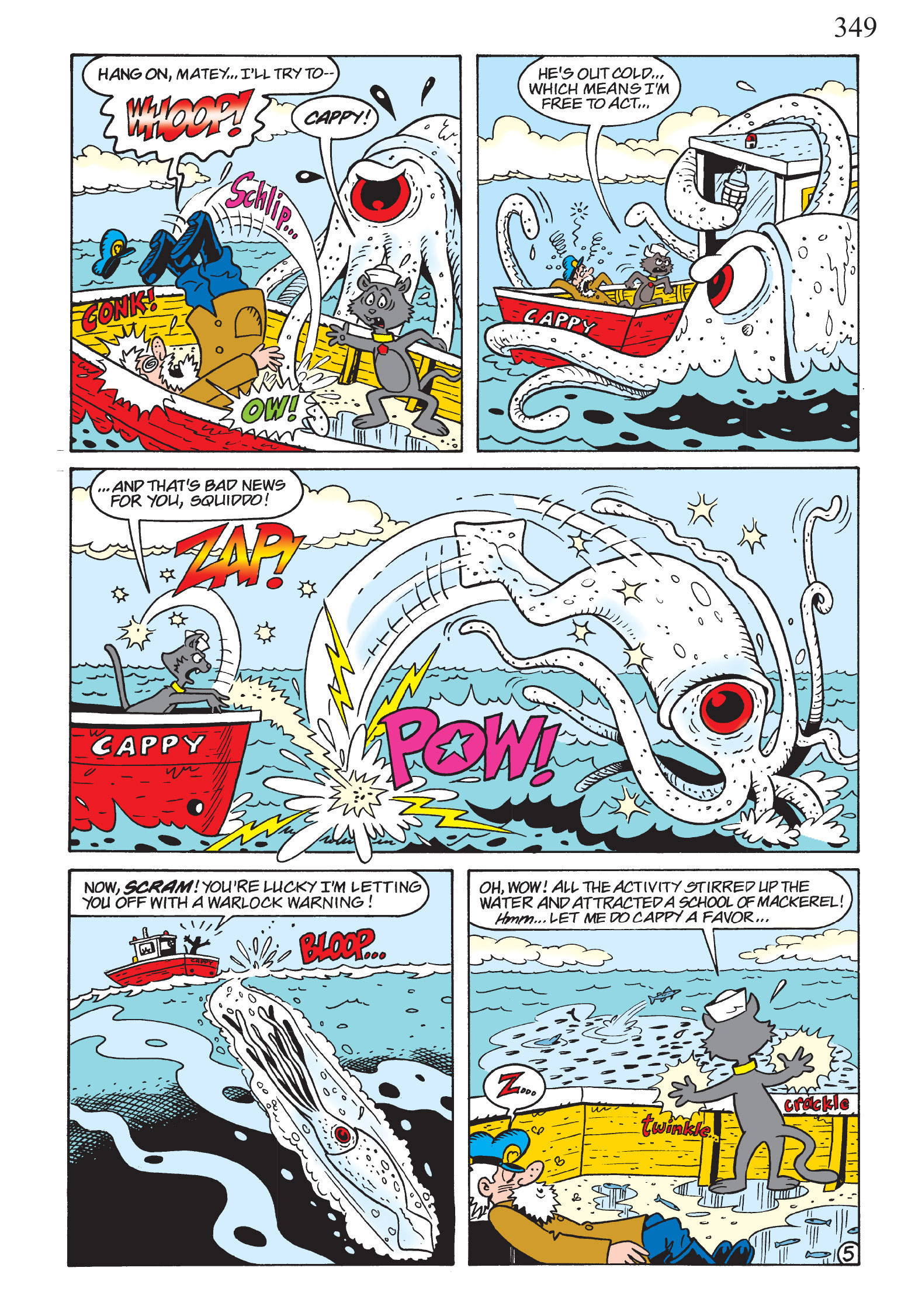 Read online The Best of Archie Comics comic -  Issue # TPB 1 (Part 2) - 119