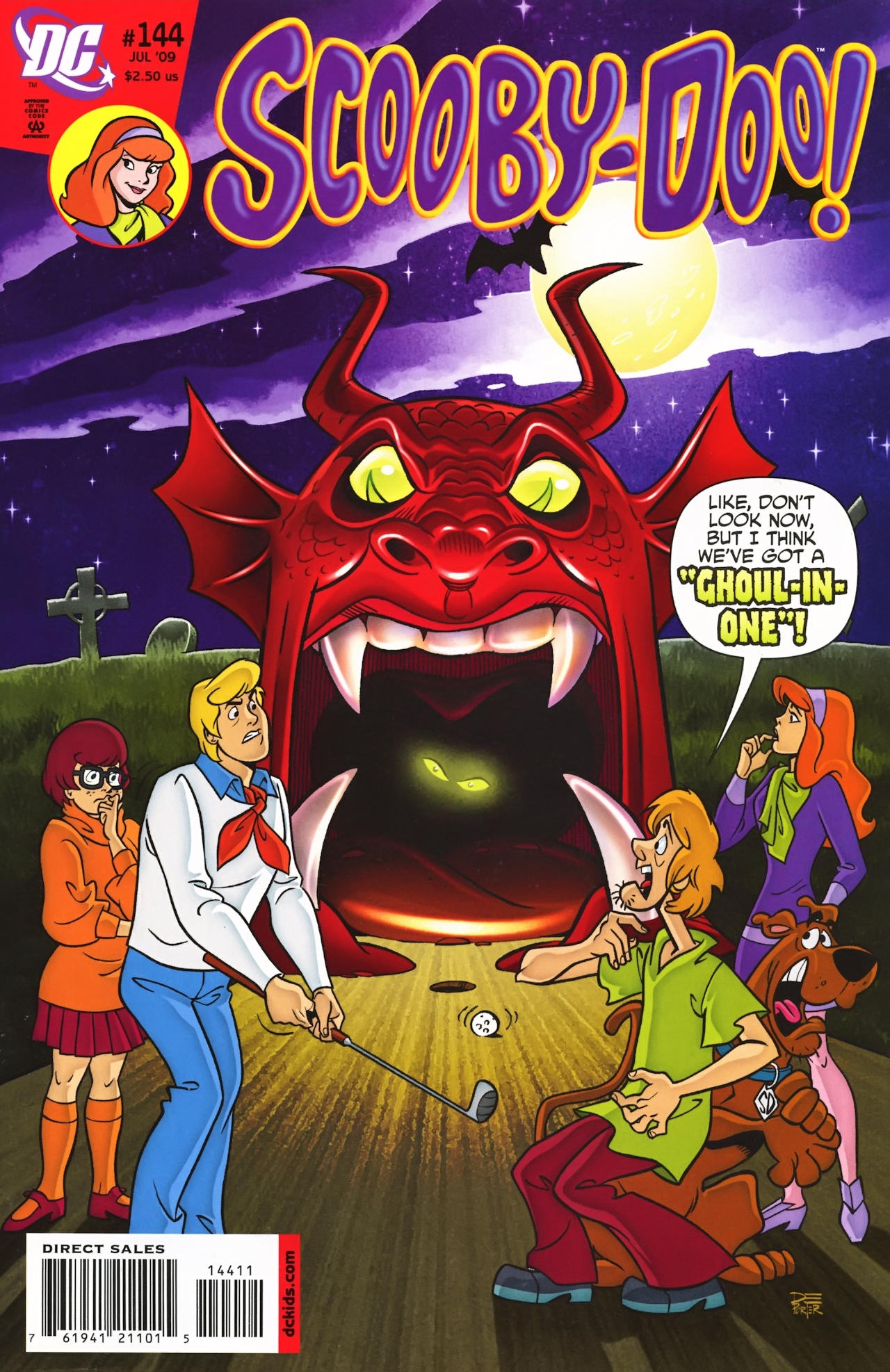 Read online Scooby-Doo (1997) comic -  Issue #144 - 1