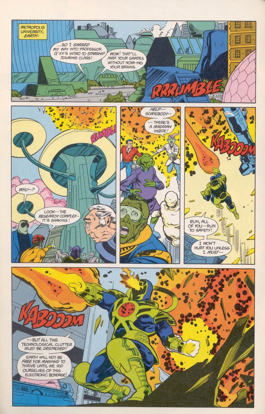 Tales of the Legion Issue #347 #34 - English 7