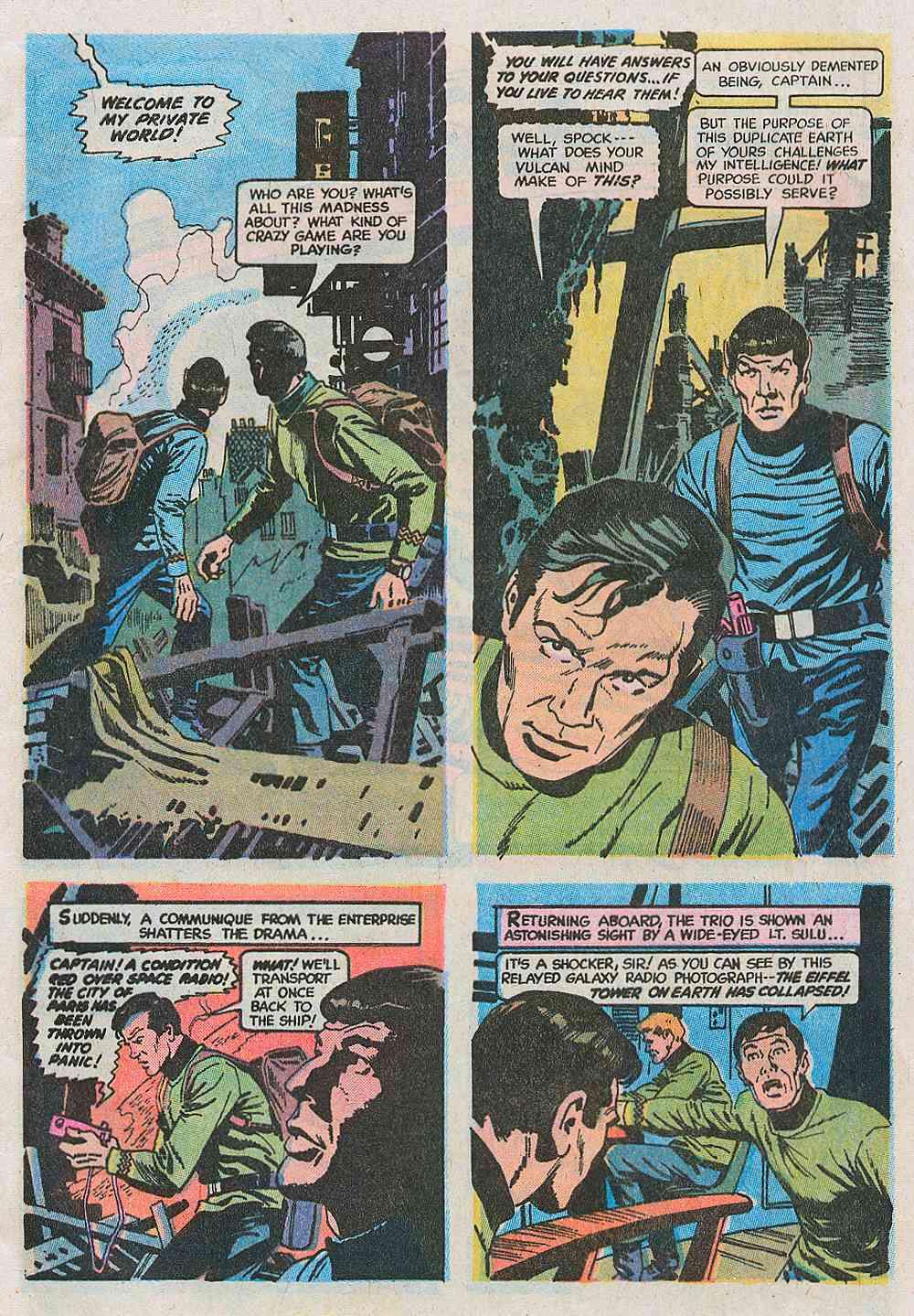 Star Trek (1967) #45 #45 - English 7