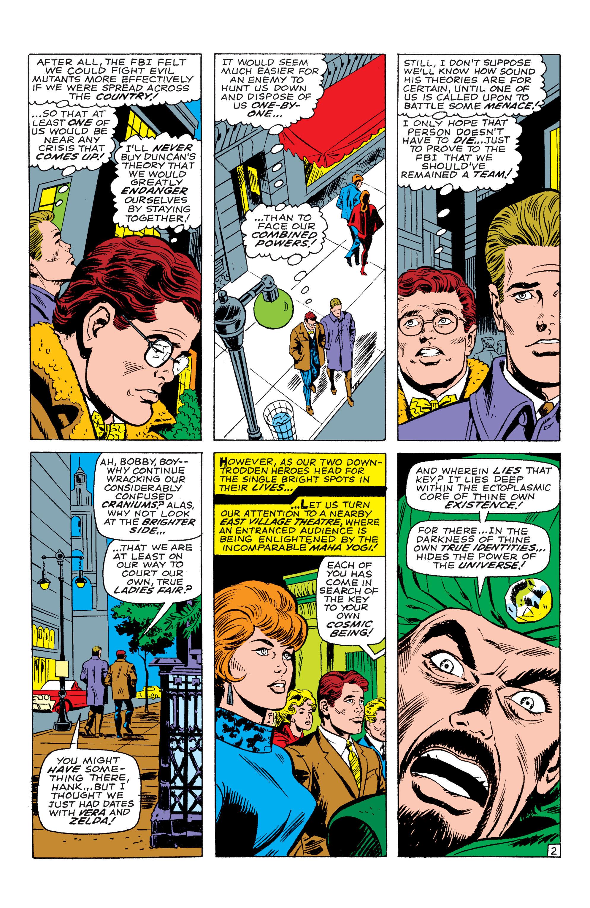 Uncanny X-Men (1963) 47 Page 2